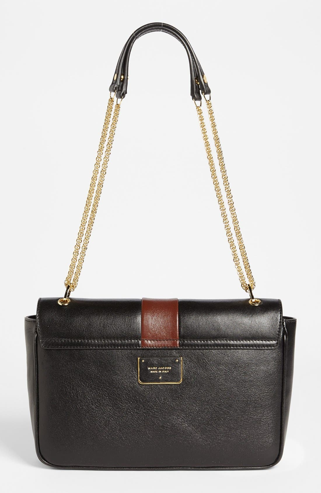 Alternate Image 3  - MARC JACOBS 'Checkers - Polly' Leather Shoulder Bag