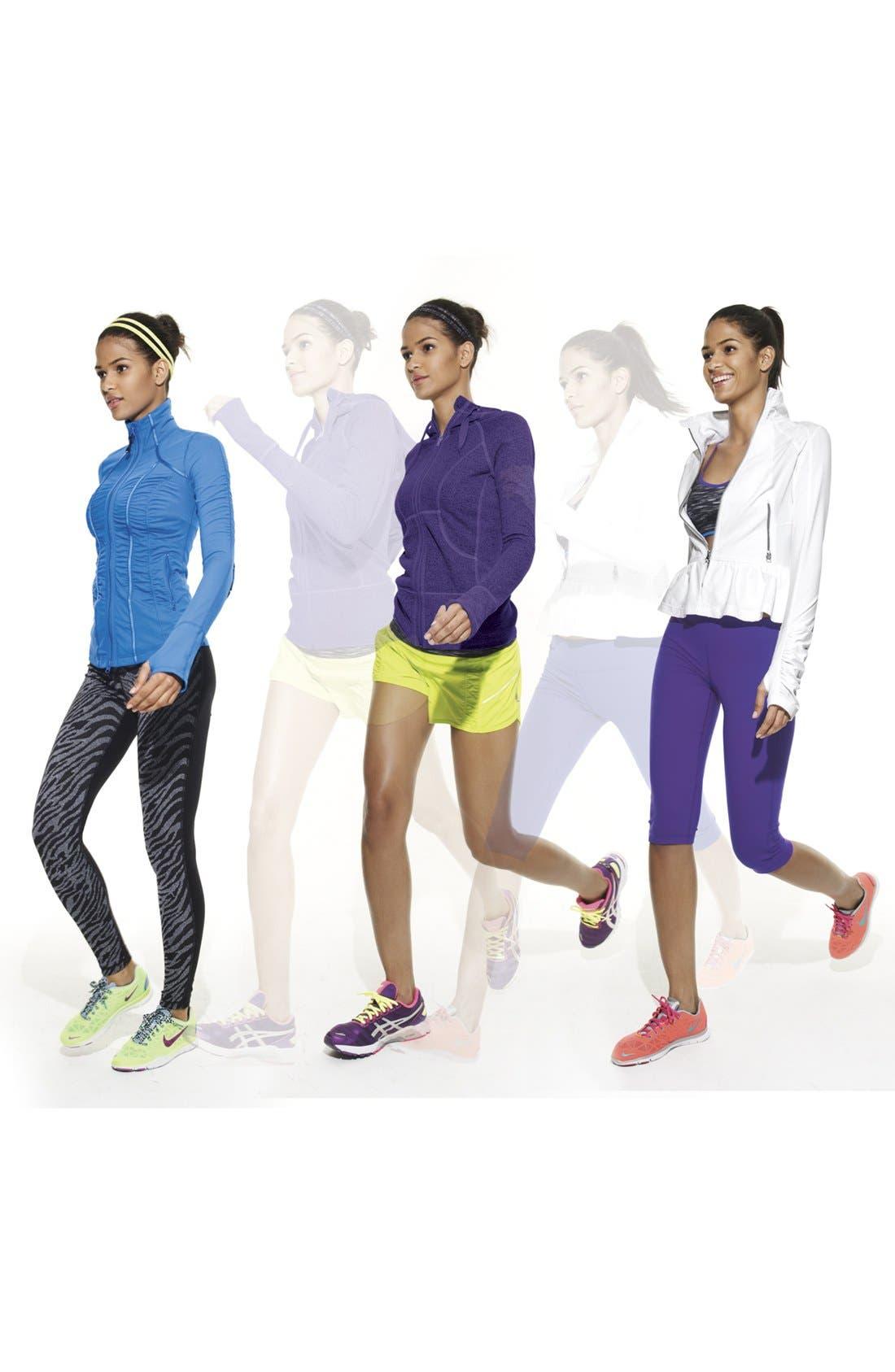 Alternate Image 4  - Zella 'Move 2' Shorts