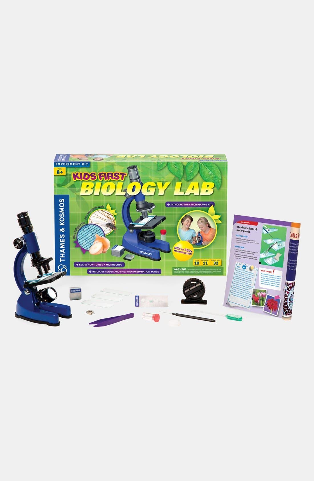 Alternate Image 1 Selected - Thames & Kosmos 'Kids First Biology Lab'