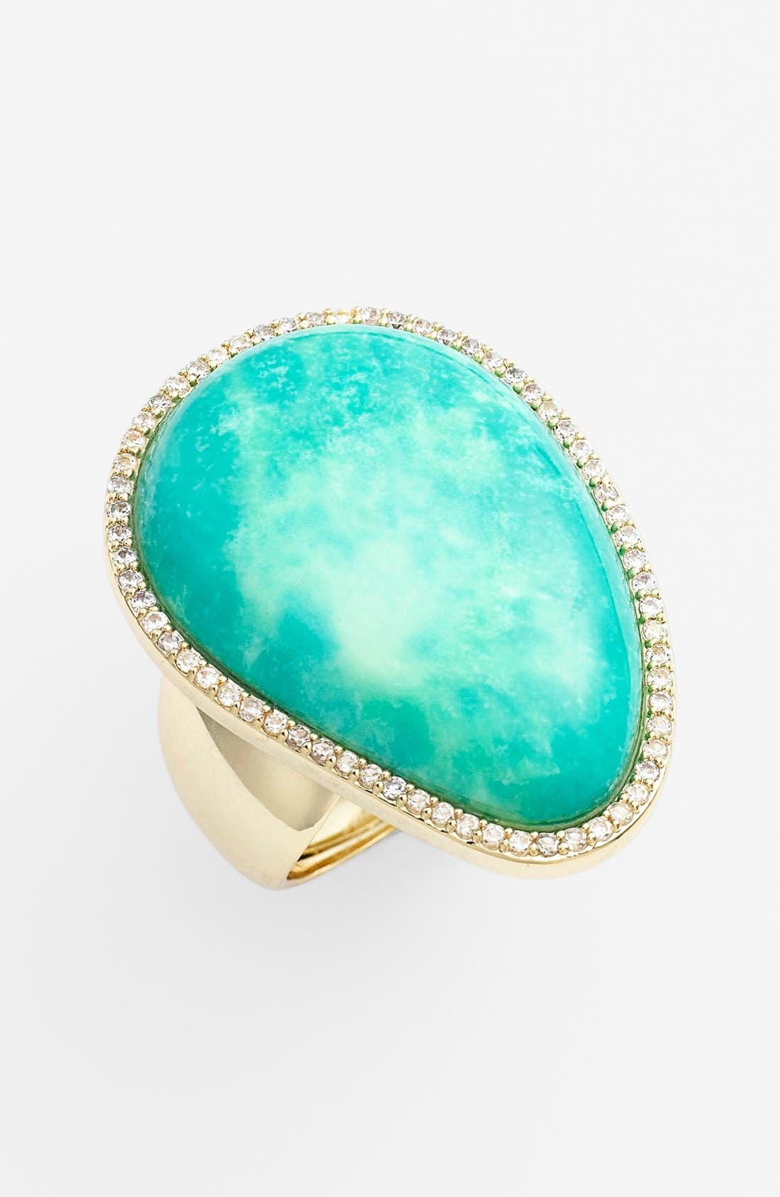 Alternate Image 1 Selected - Marcia Moran 'Bazaar' Stone Ring (Online Only)