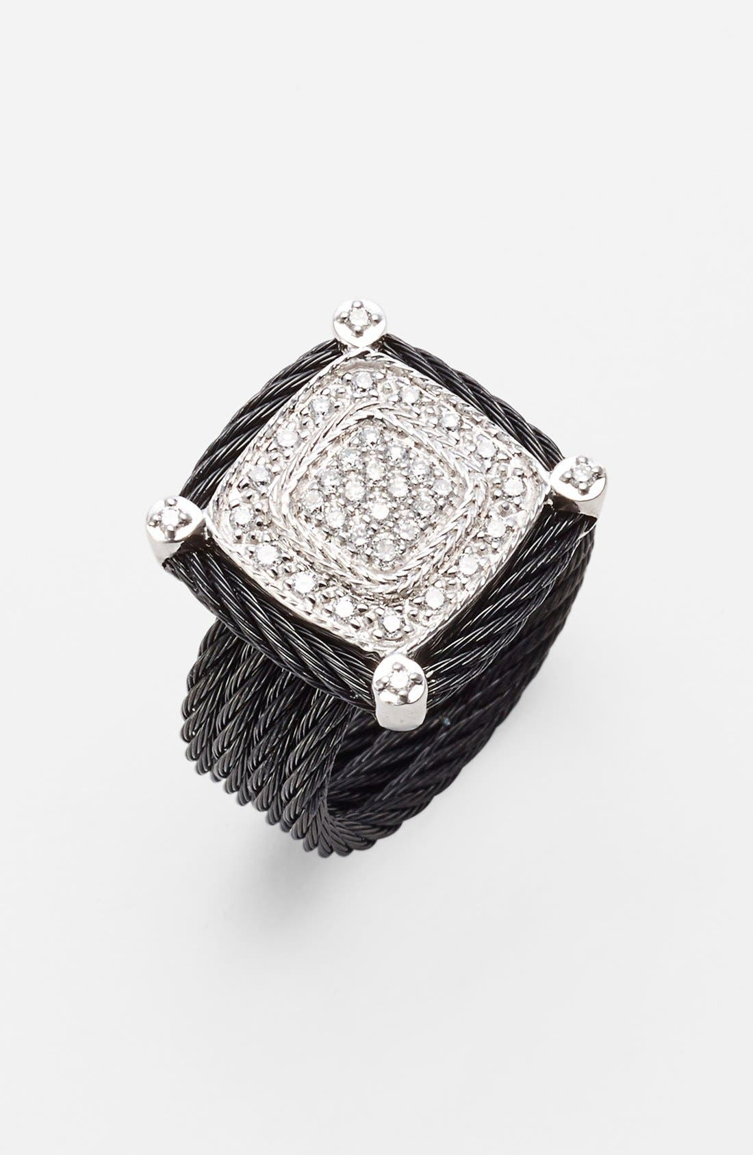 Alternate Image 1 Selected - ALOR® Pavé Cocktail Ring