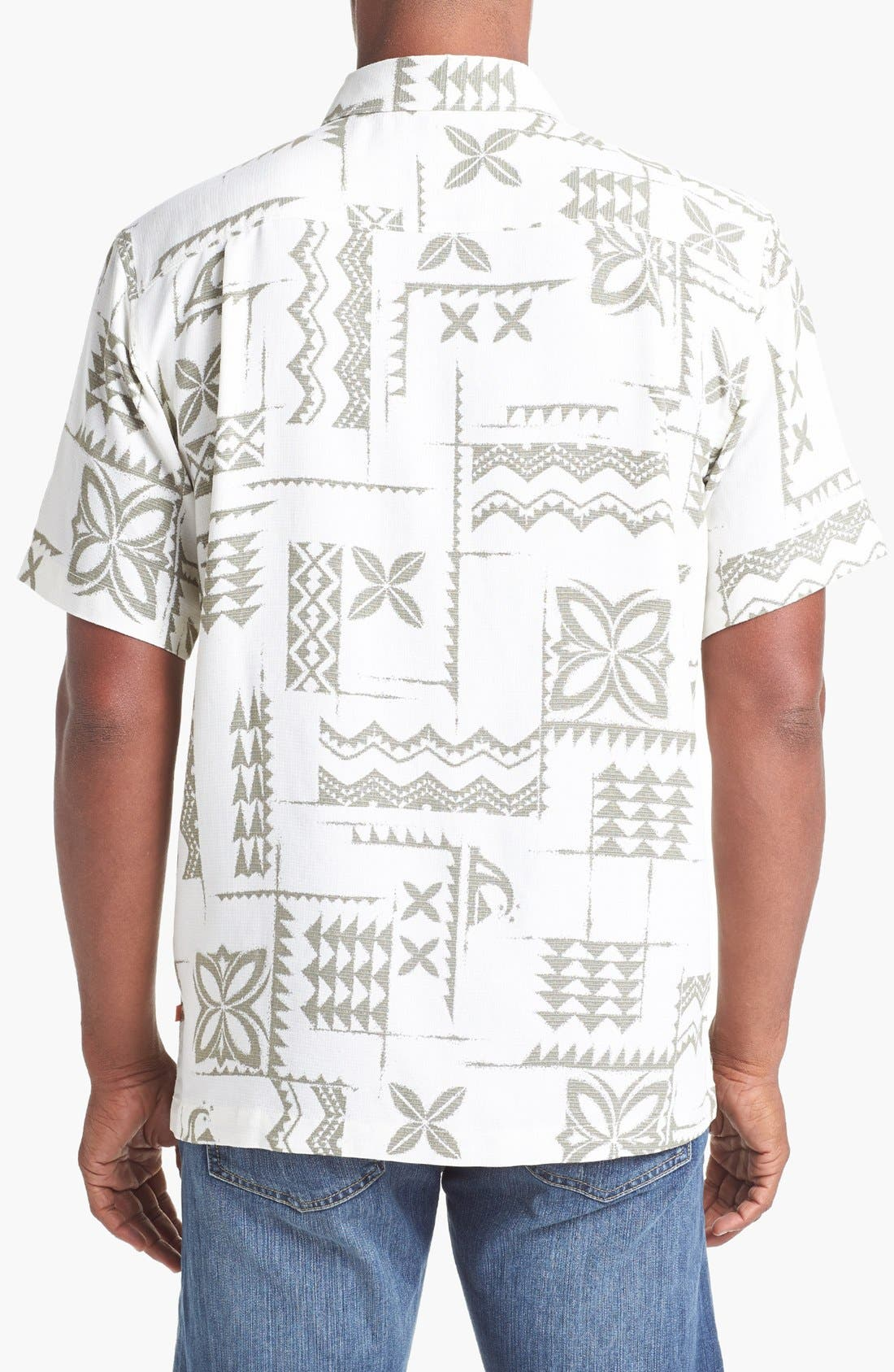 Alternate Image 2  - Quiksilver Waterman 'Izu Isle' Campshirt