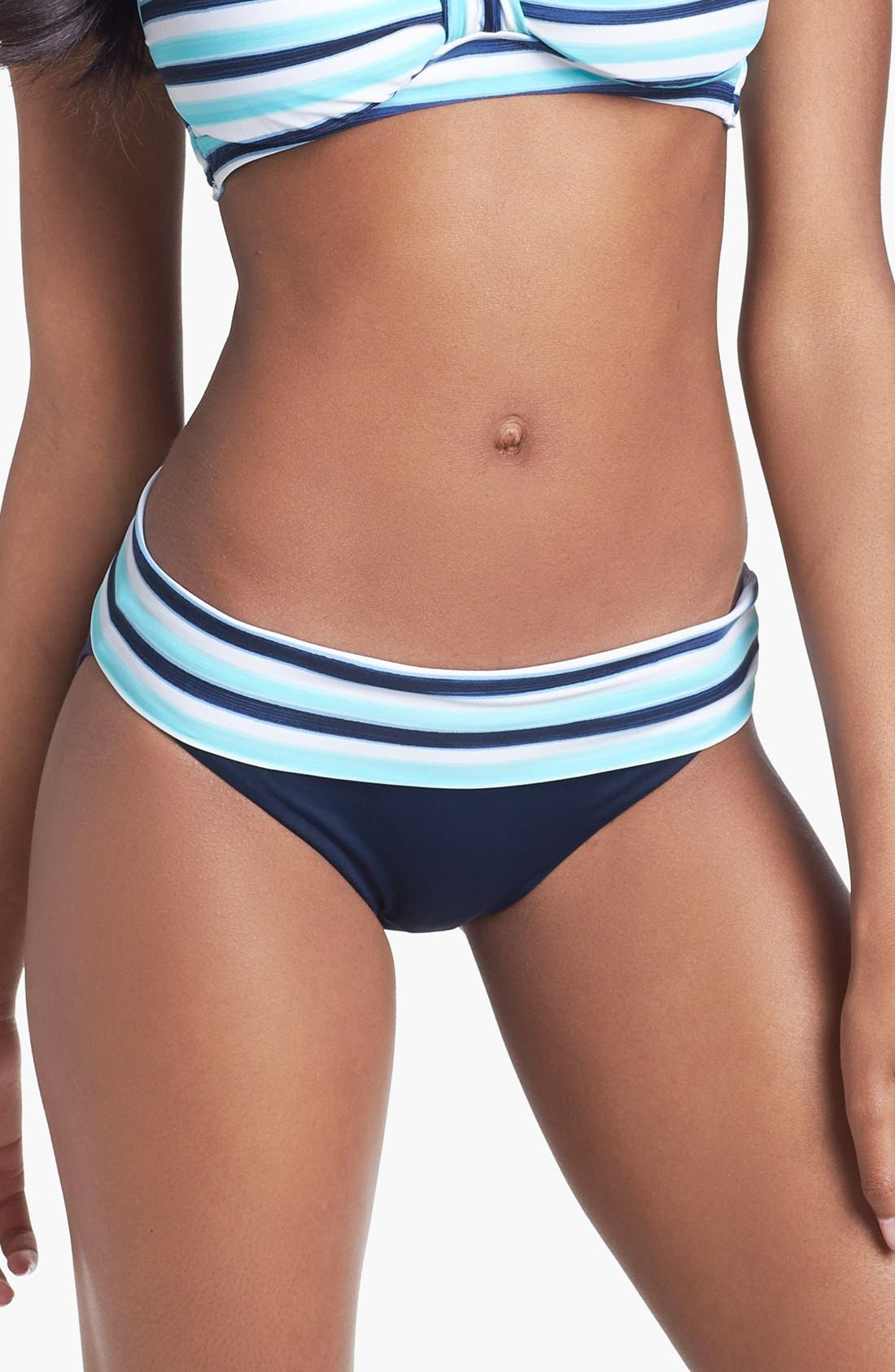 Alternate Image 1 Selected - Seafolly 'East Coast' Hipster Bikini Bottoms
