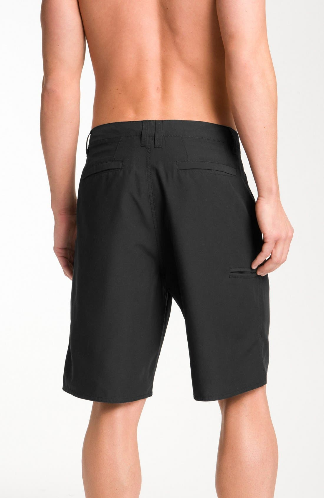 Alternate Image 2  - Quiksilver Waterman Collection 'Huntington Beach' Board Shorts
