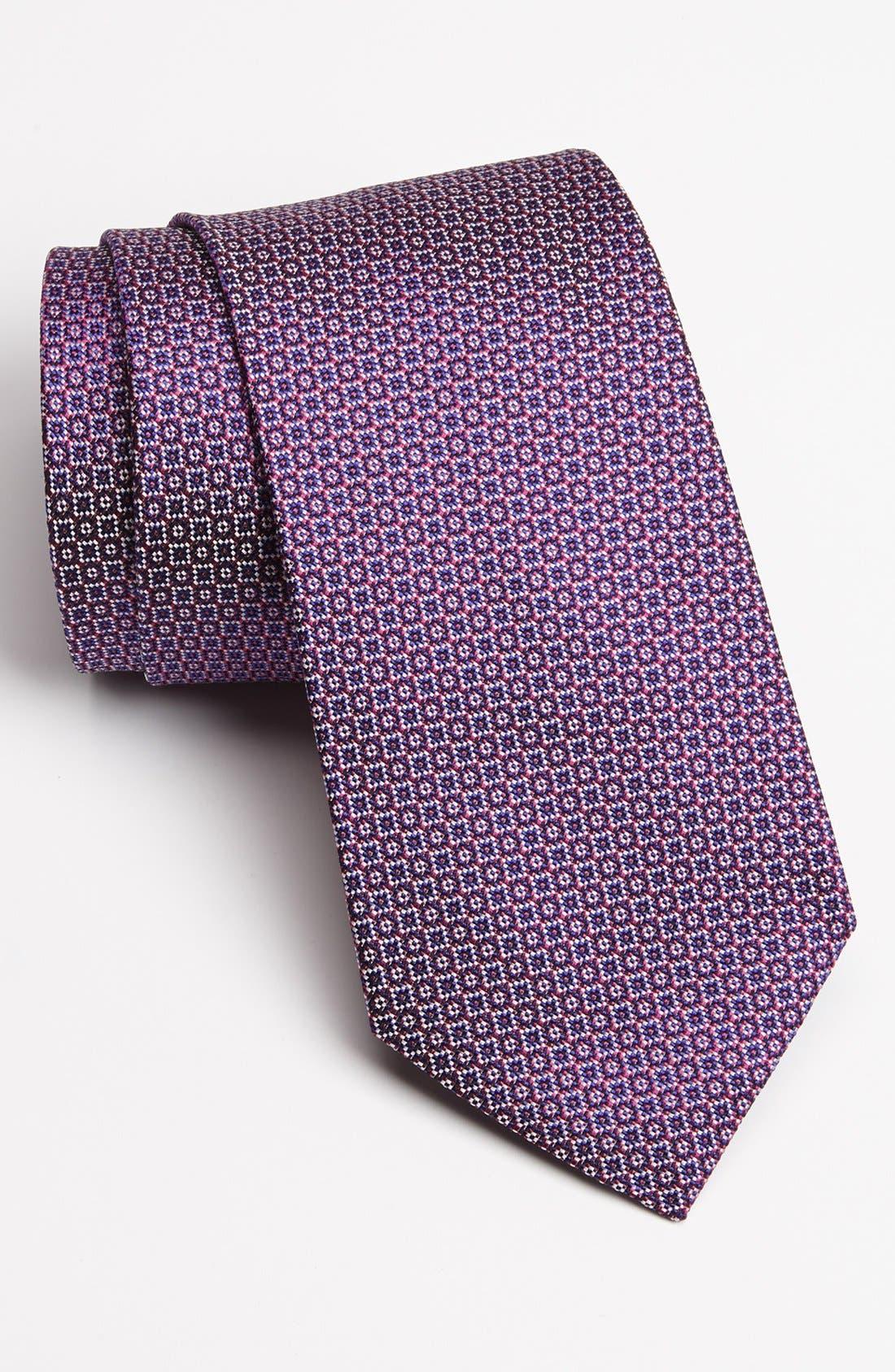 Main Image - Etro Woven Silk Tie
