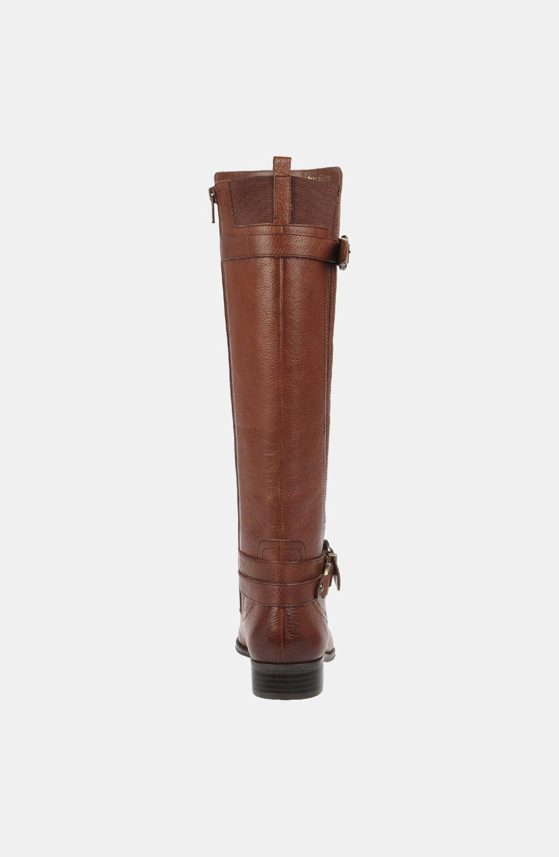 Alternate Image 2  - Naturalizer 'Juletta' Tall Riding Boot (Wide Calf) (Online Only)