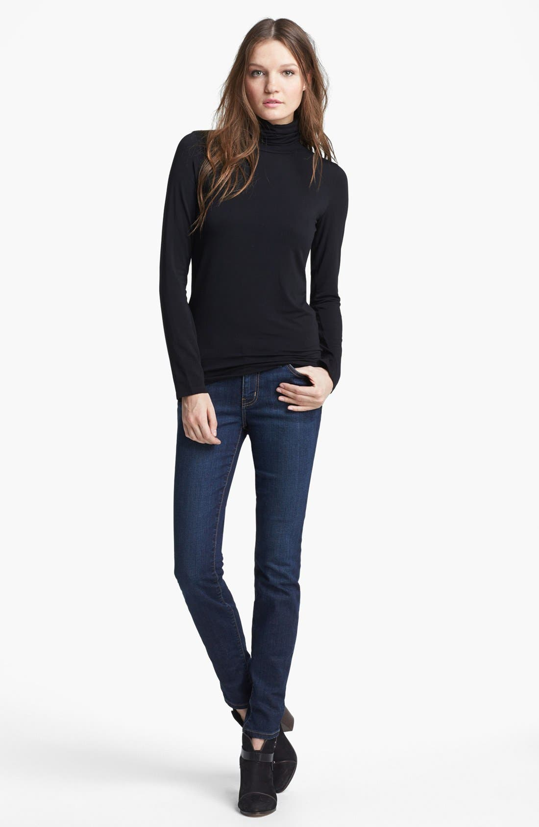 Alternate Image 2  - Current/Elliott 'The Ankle' Skinny Jeans (Nordstrom Exclusive)