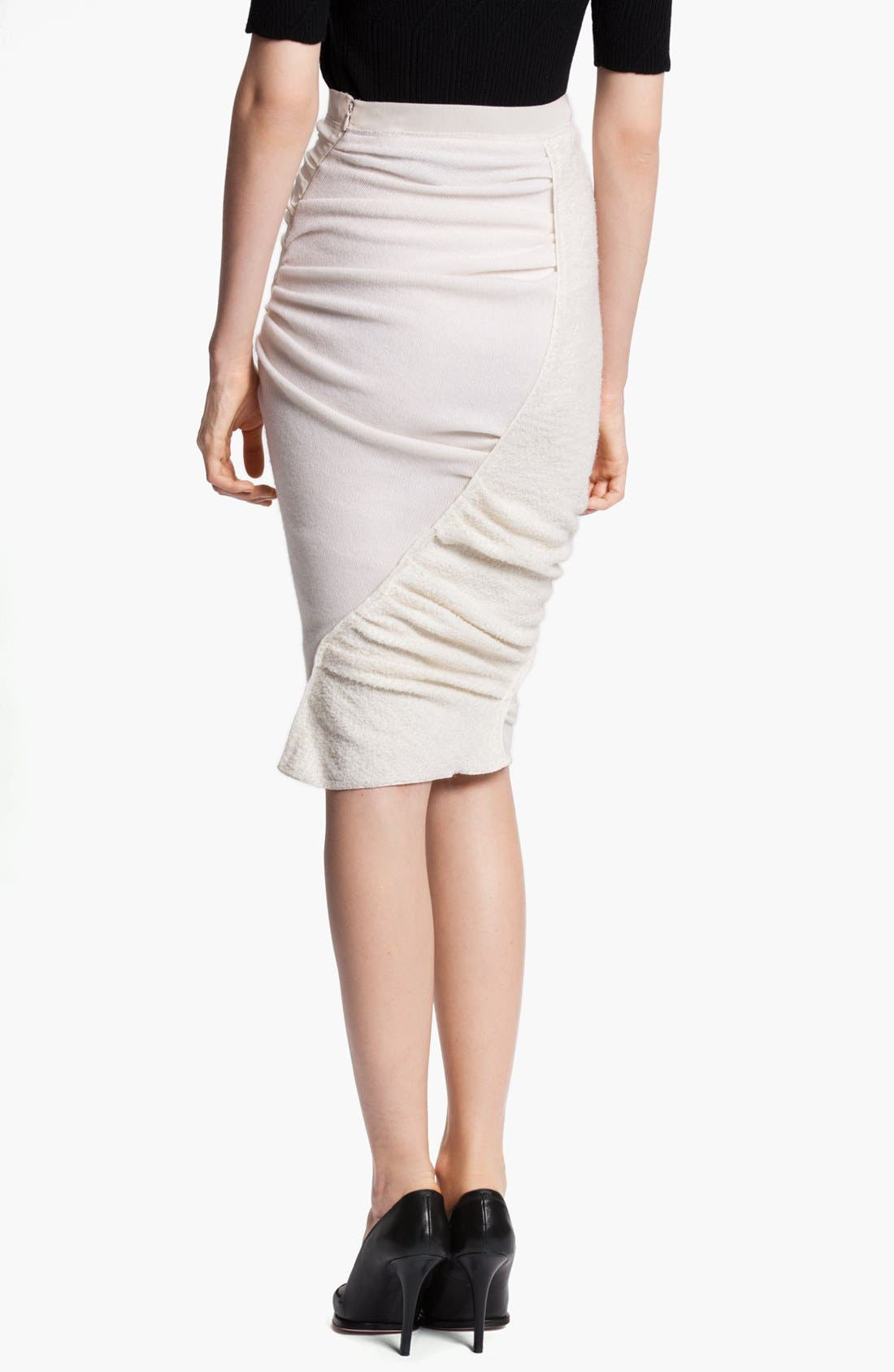 Alternate Image 3  - Nina Ricci Ruched Skirt