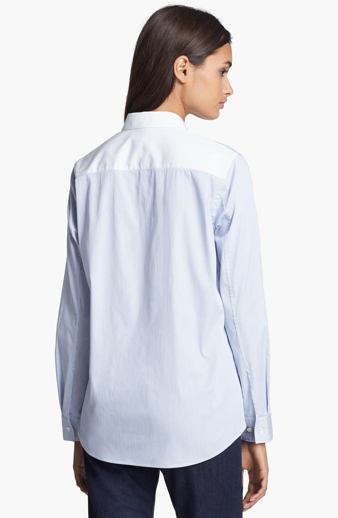 Alternate Image 2  - Theory 'Yasa' Stretch Shirt
