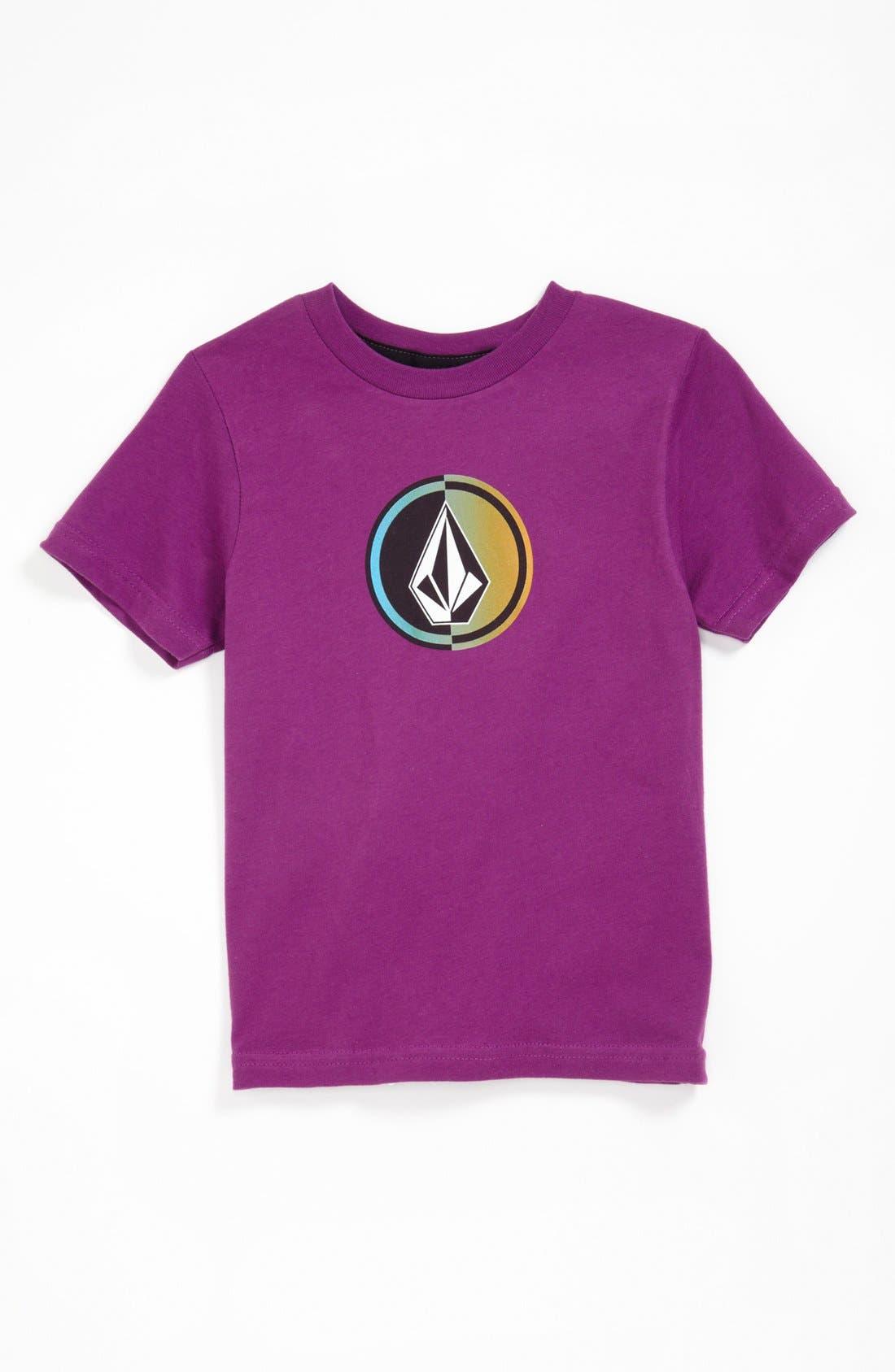 Main Image - Volcom 'Circle Stone' T-Shirt (Big Boys)