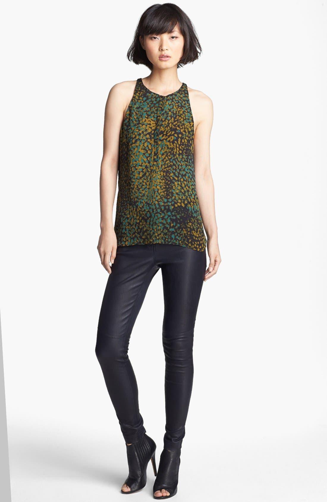 Main Image - A.L.C. 'Lennox' Floral Top