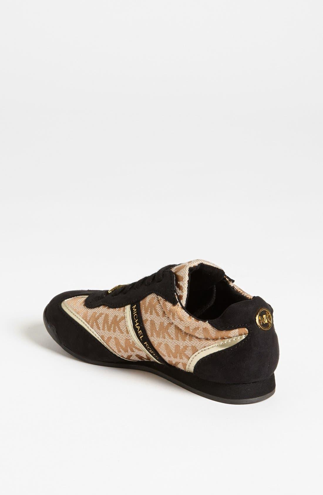 Alternate Image 2  - MICHAEL Michael Kors 'Sporty' Sneaker (Toddler, Little Kid & Big Kid)