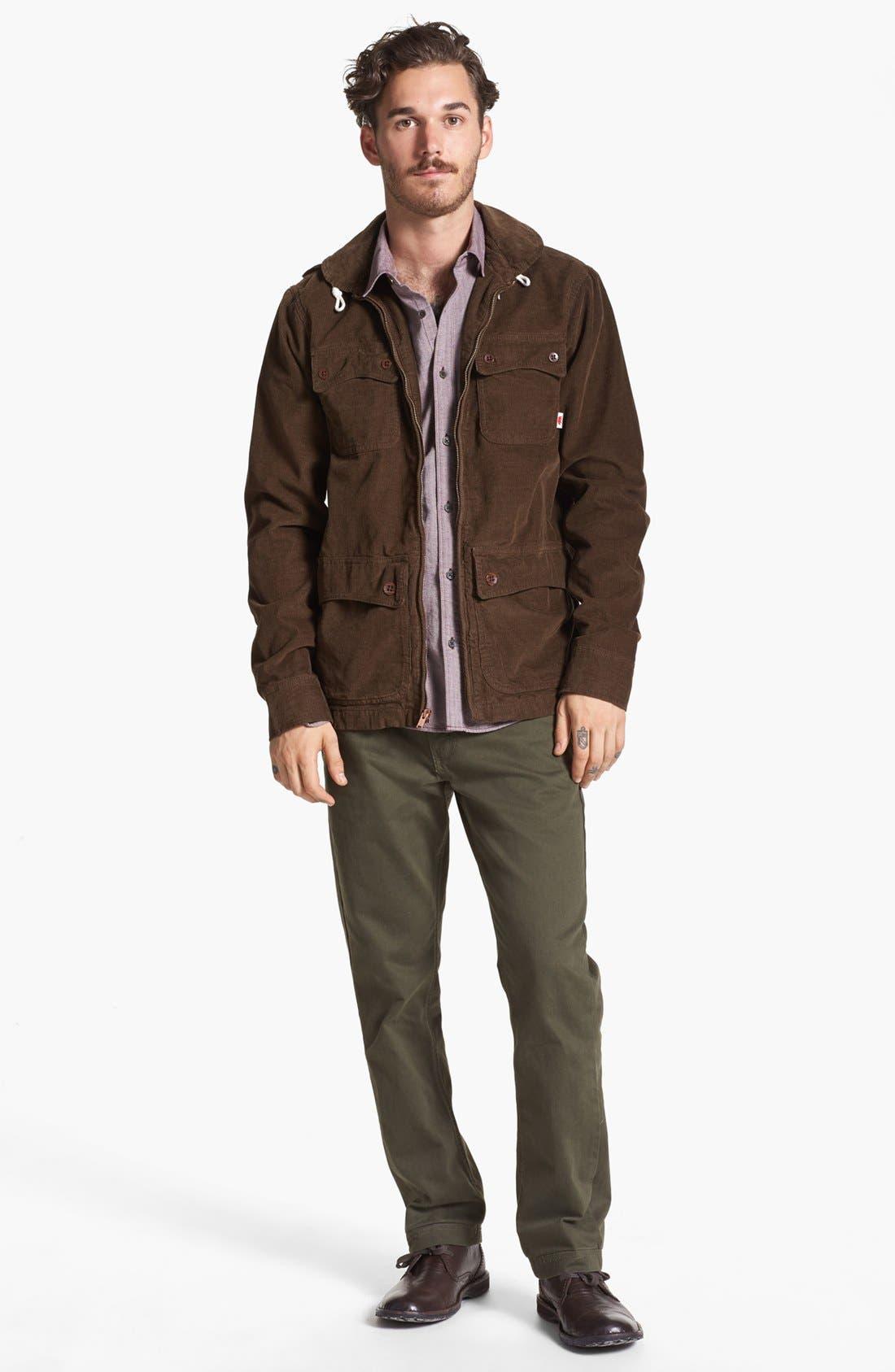 Alternate Image 4  - Vans 'Carlsbad' Corduroy Jacket