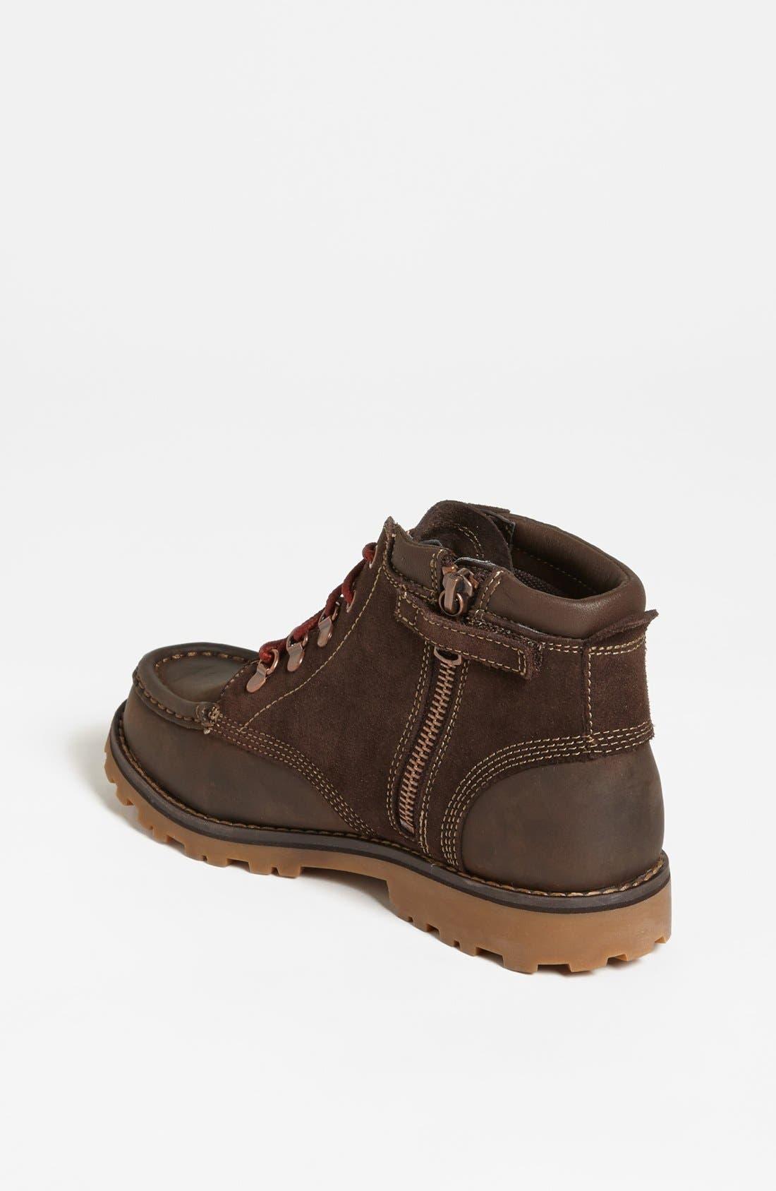 Alternate Image 2  - Timberland Earthkeepers® 'Asphalt' Boot (Little Kid & Big Kid)