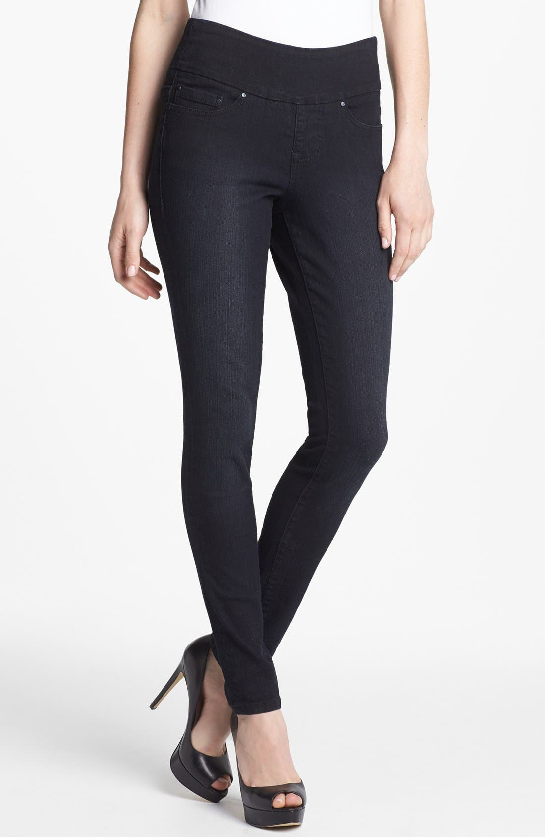 Alternate Image 3  - Jag Jeans 'Nora' Skinny Stretch Jeans (Regular & Petite)