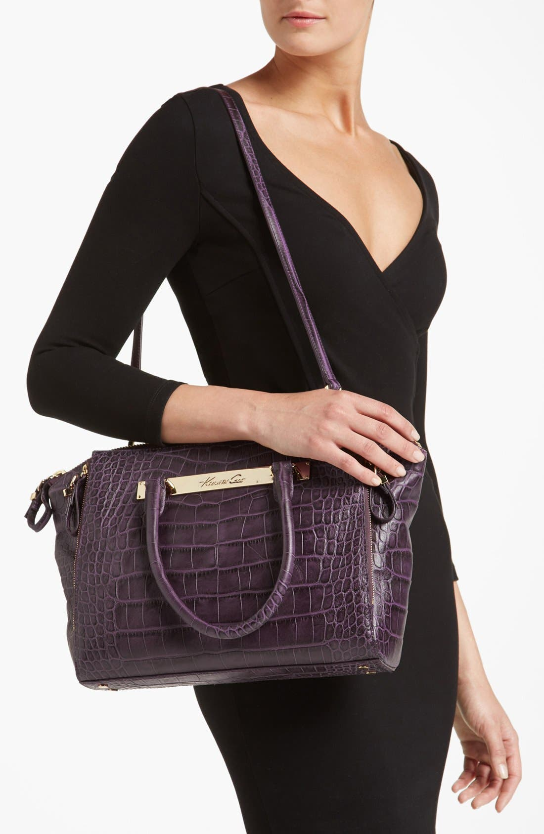 Alternate Image 2  - Kenneth Cole New York 'Raise The Bar' Satchel, Medium