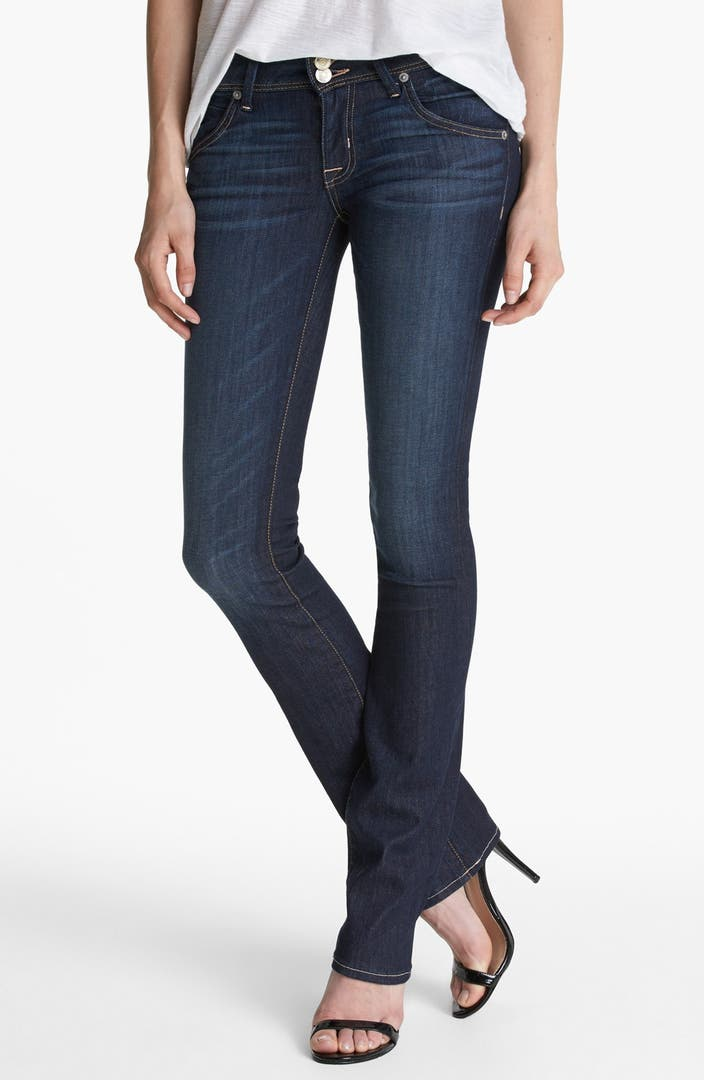 Hudson Jeans Beth Baby Bootcut Jeans Stella Nordstrom