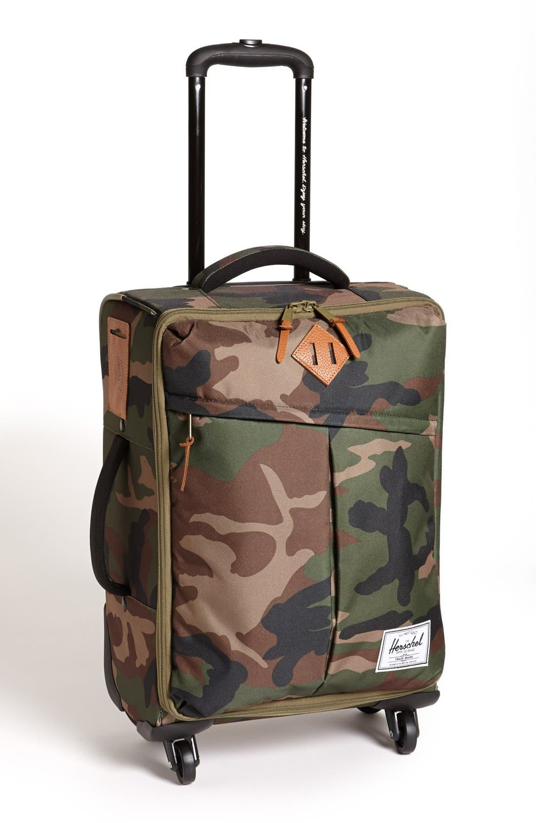 Main Image - Herschel Supply Co. 'Highland' Rolling Carry-On (19 Inch)