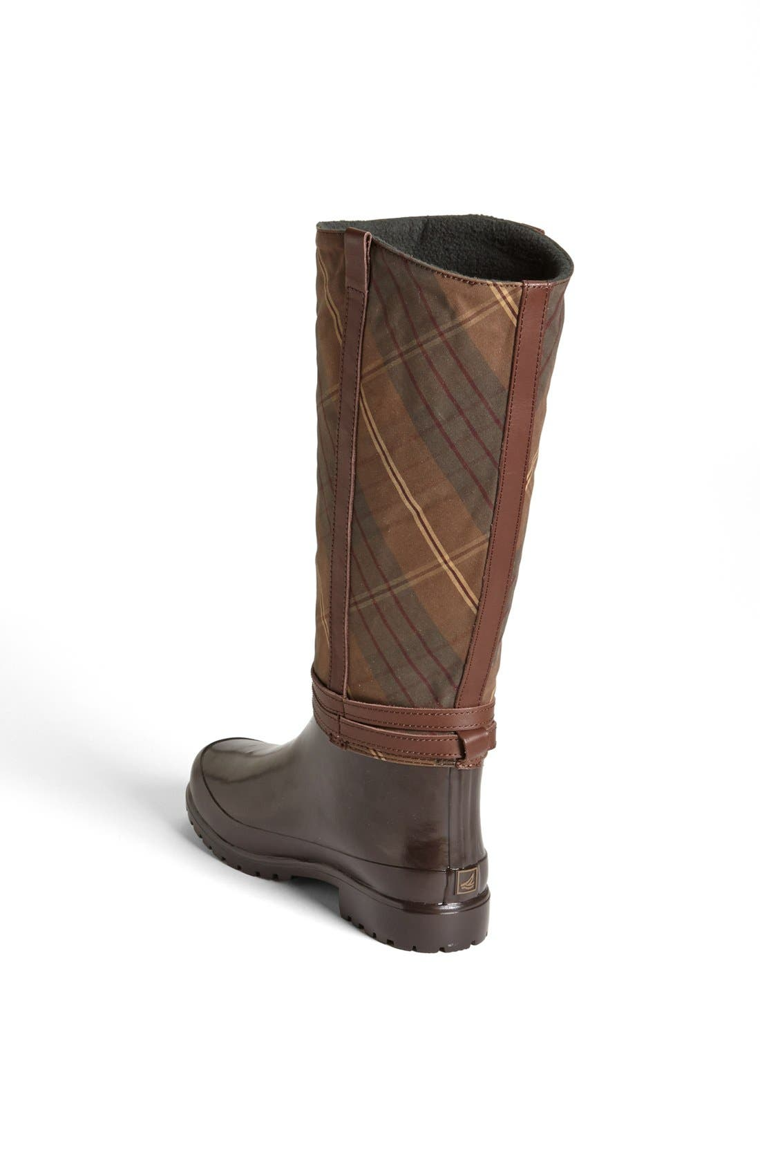 Alternate Image 2  - Sperry Top-Sider® 'Everham' Rain Boot (Women) (Online Only)