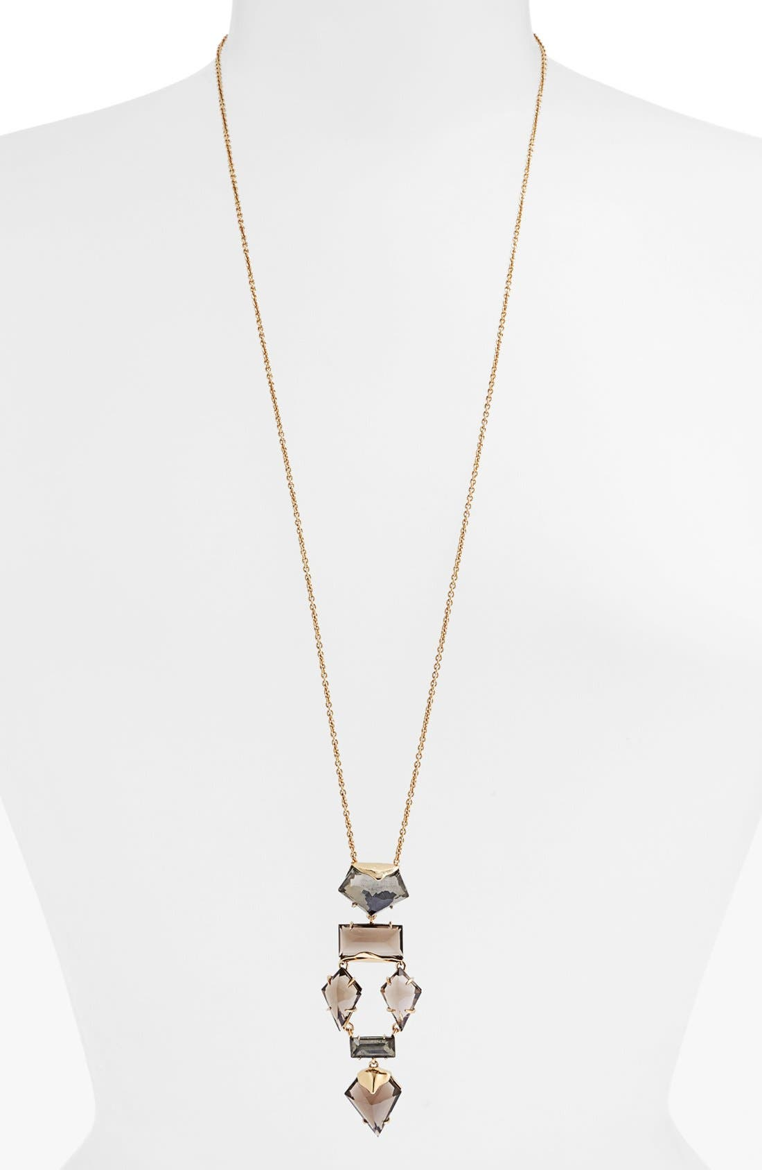 Main Image - Alexis Bittar 'Miss Havisham' Long Pendant Necklace