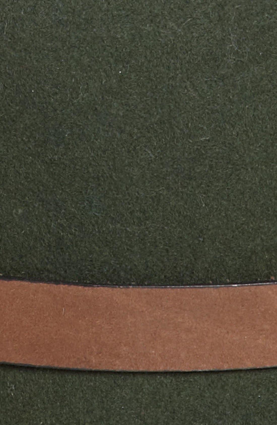 Alternate Image 2  - San Diego Hat Felt Fedora