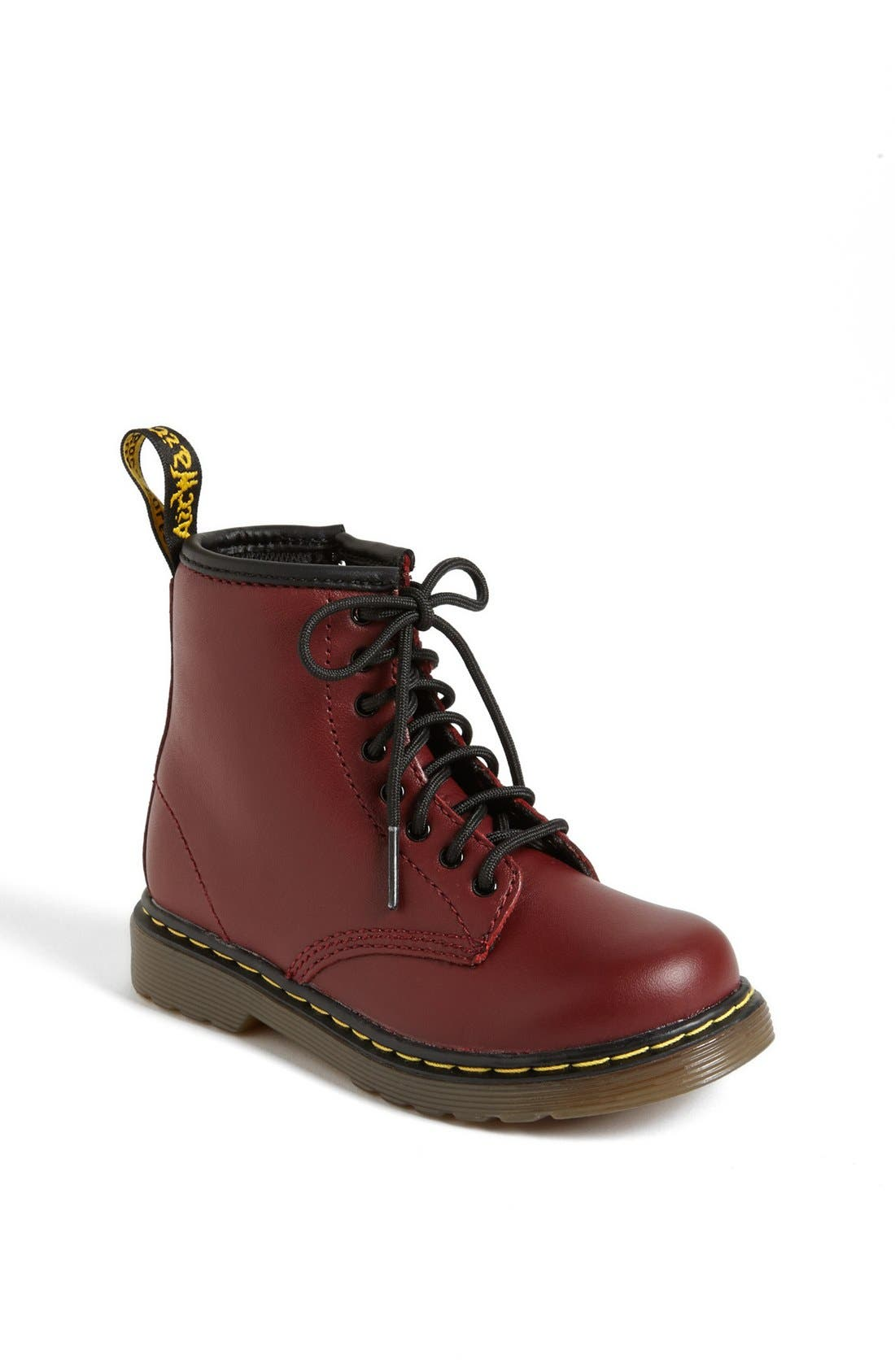 Alternate Image 1 Selected - Dr. Martens Boot (Walker, Toddler & Little Kid)