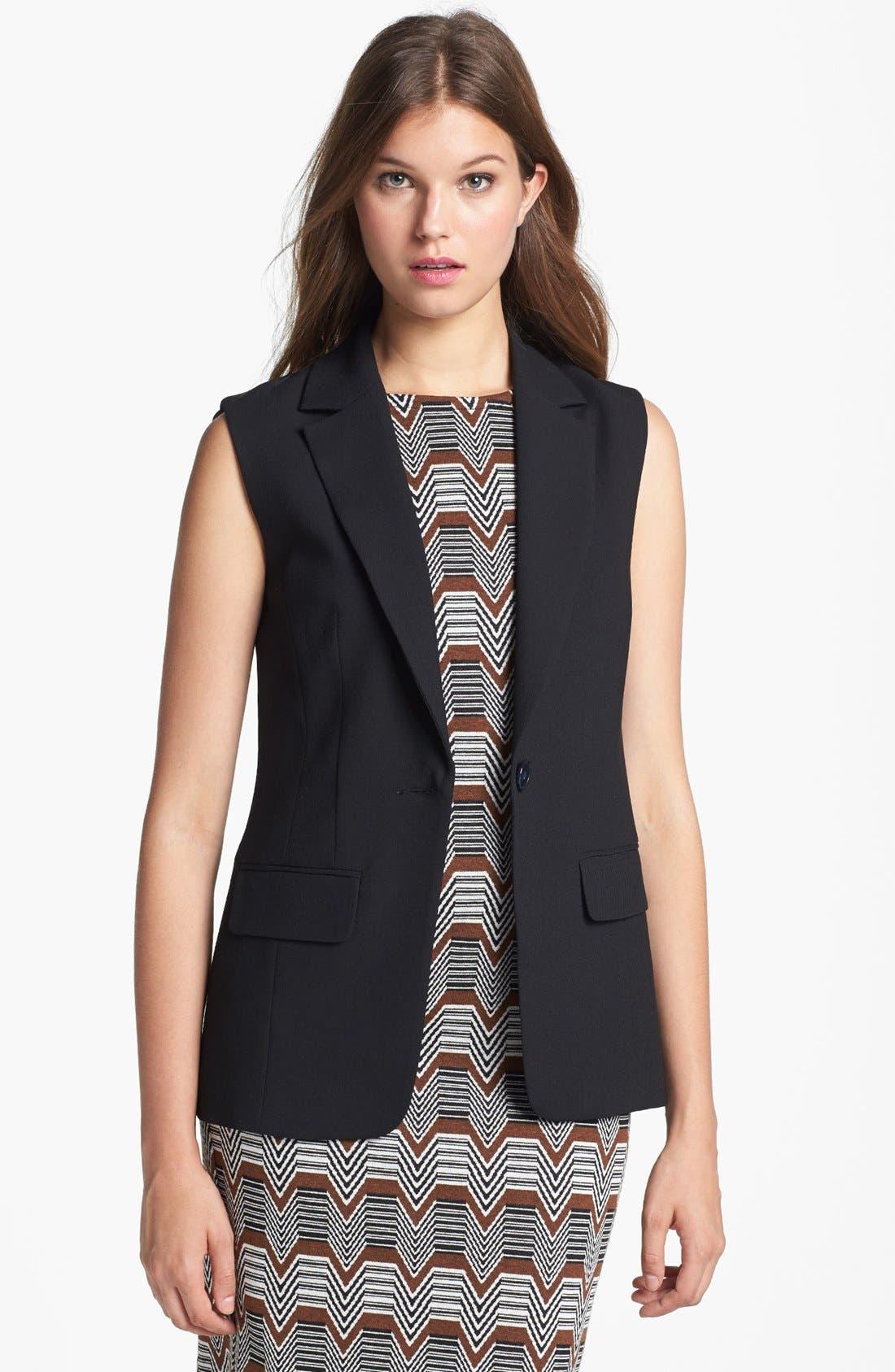Main Image - Trina Turk 'Desia' Sleeveless Jacket