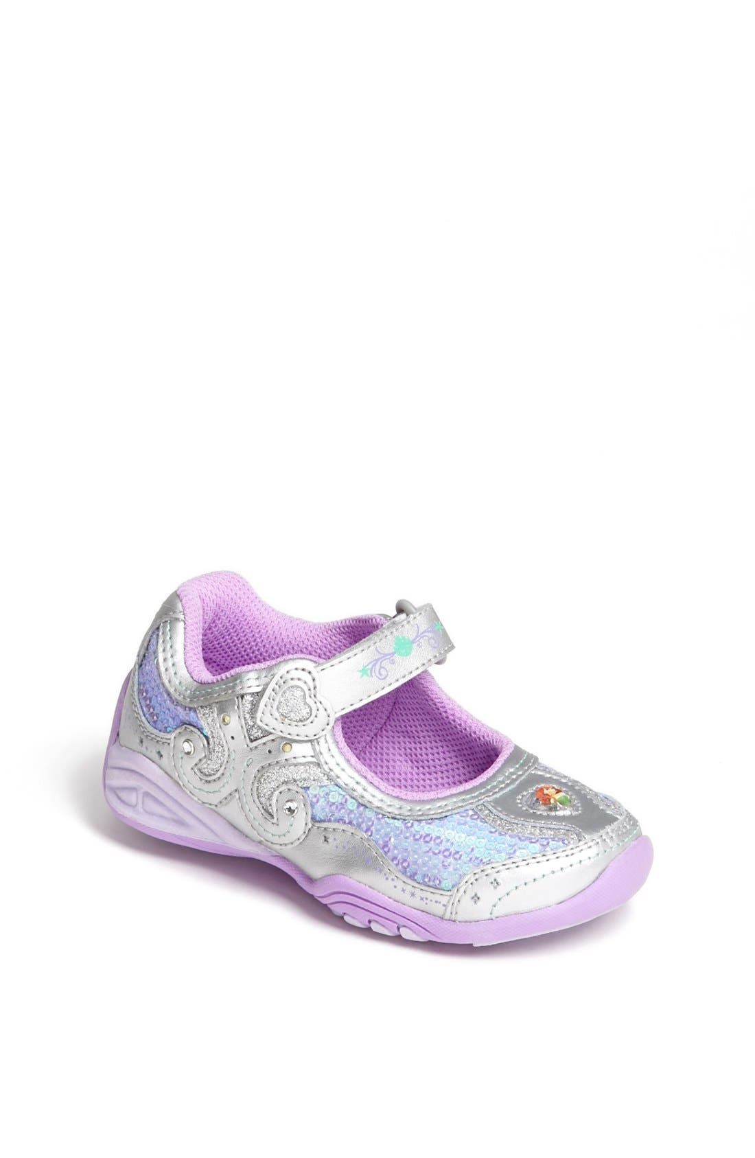 Alternate Image 1 Selected - Stride Rite 'Disney Wish Lights  - Ariel'  Sneaker (Toddler & Little Kid)