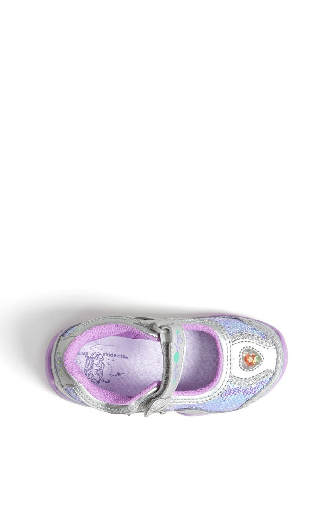 Alternate Image 3  - Stride Rite 'Disney Wish Lights  - Ariel'  Sneaker (Toddler & Little Kid)