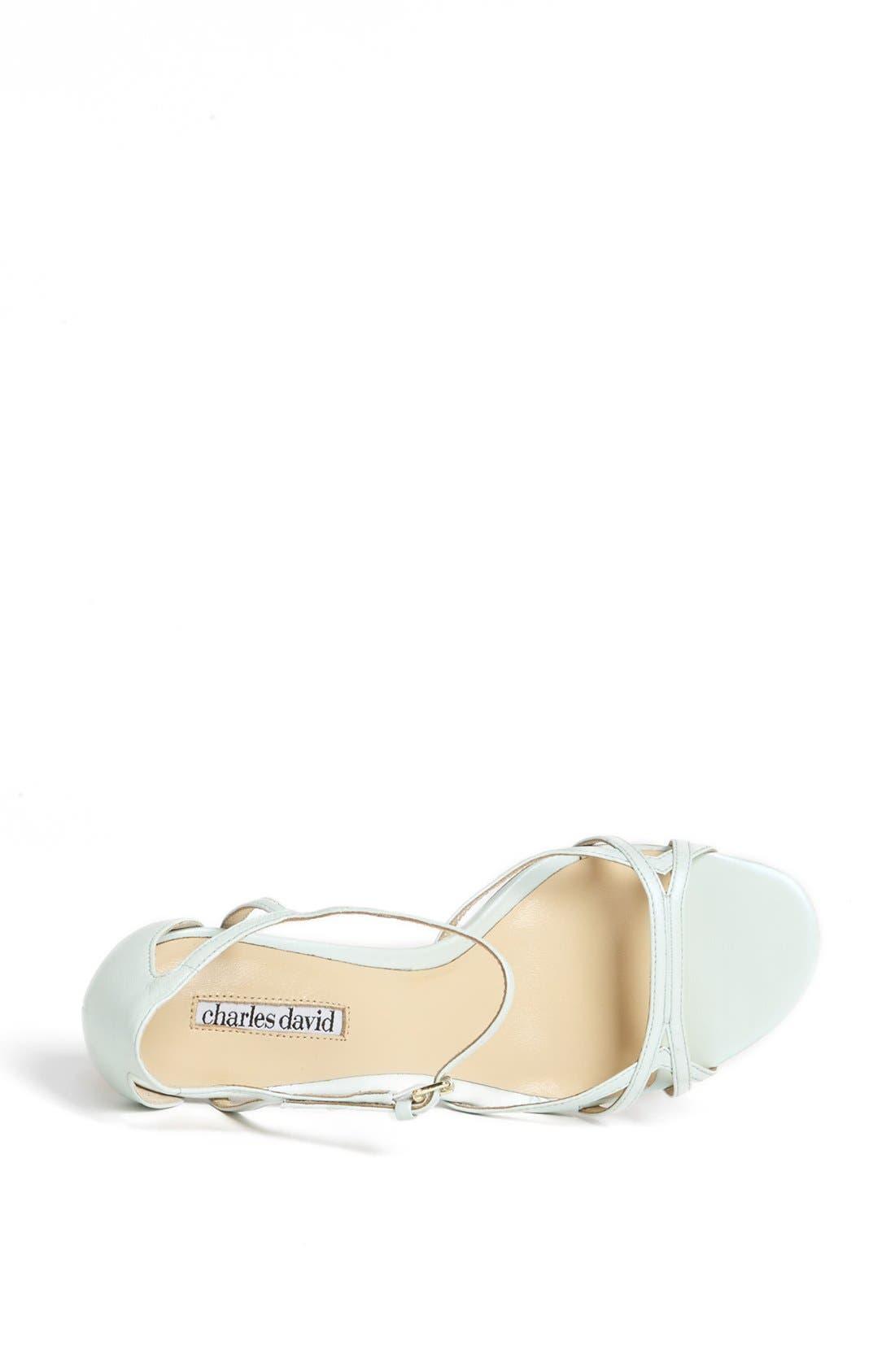 Alternate Image 3  - Charles David 'Ionela' Sandal