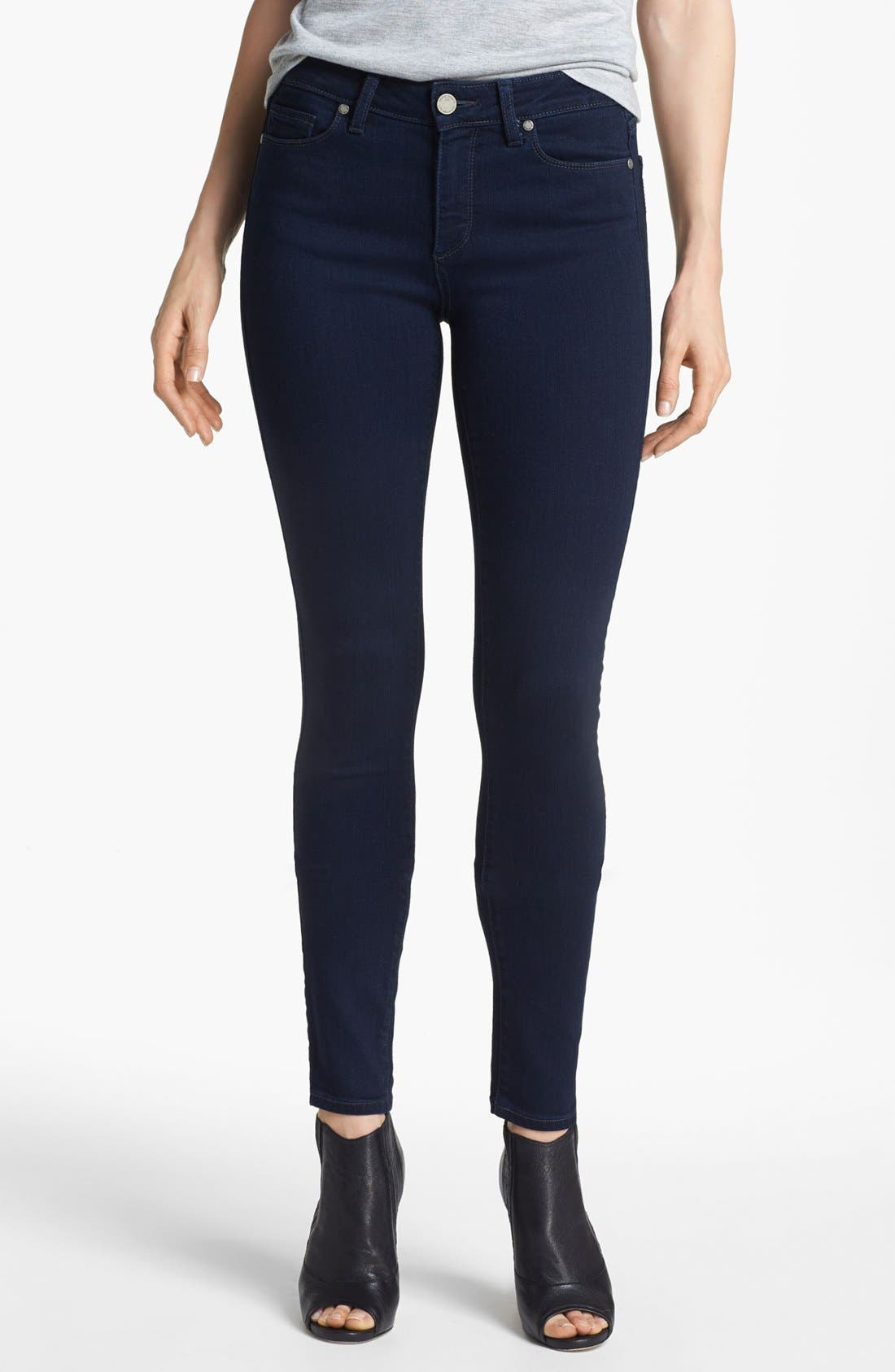 Alternate Image 1 Selected - Paige Denim 'Verdugo' Ultra Skinny Jeans (Emma)