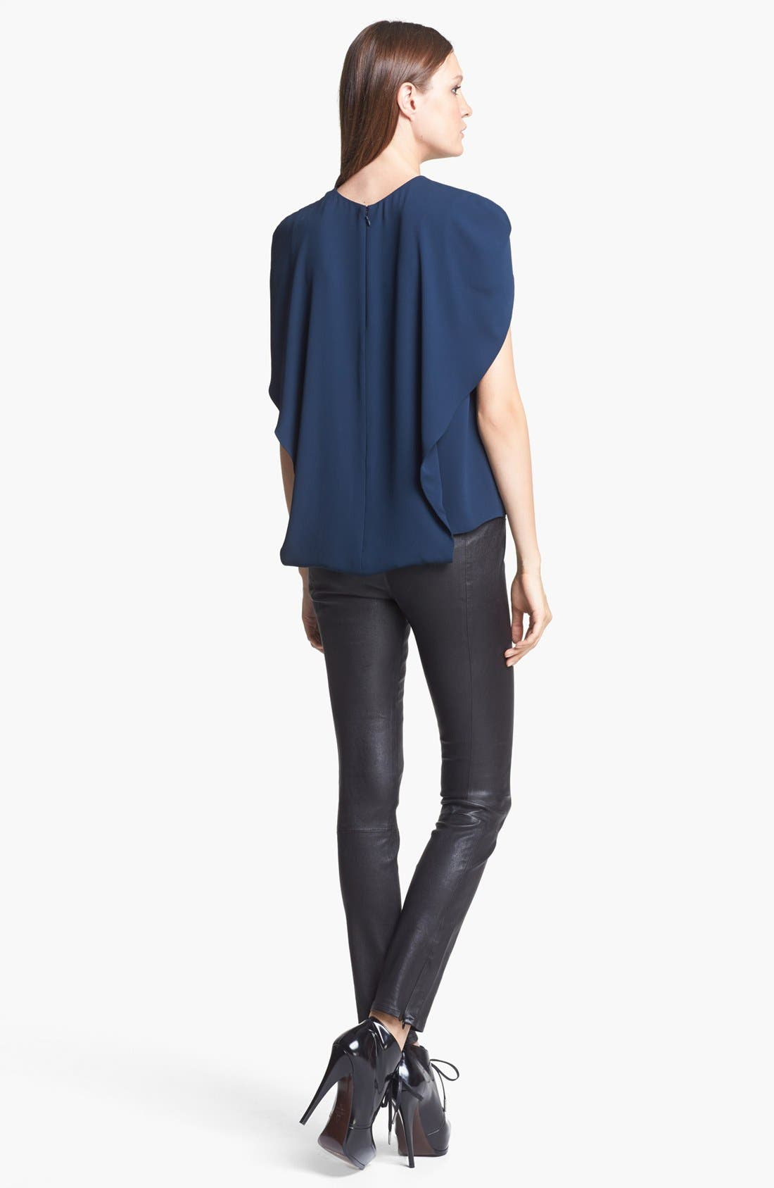 Alternate Image 3  - J Brand Ready-to-Wear 'Cowley' Crepe Top