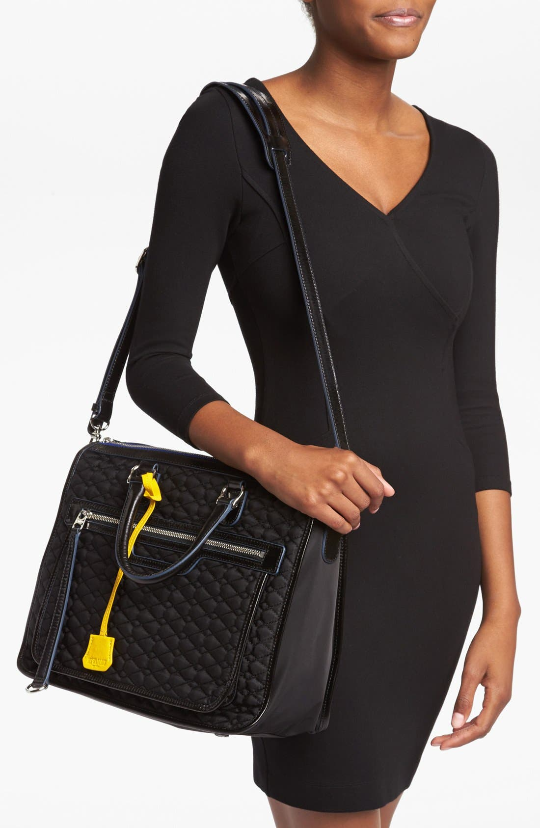 Alternate Image 2  - MZ Wallace 'Britt' Quilted Tote