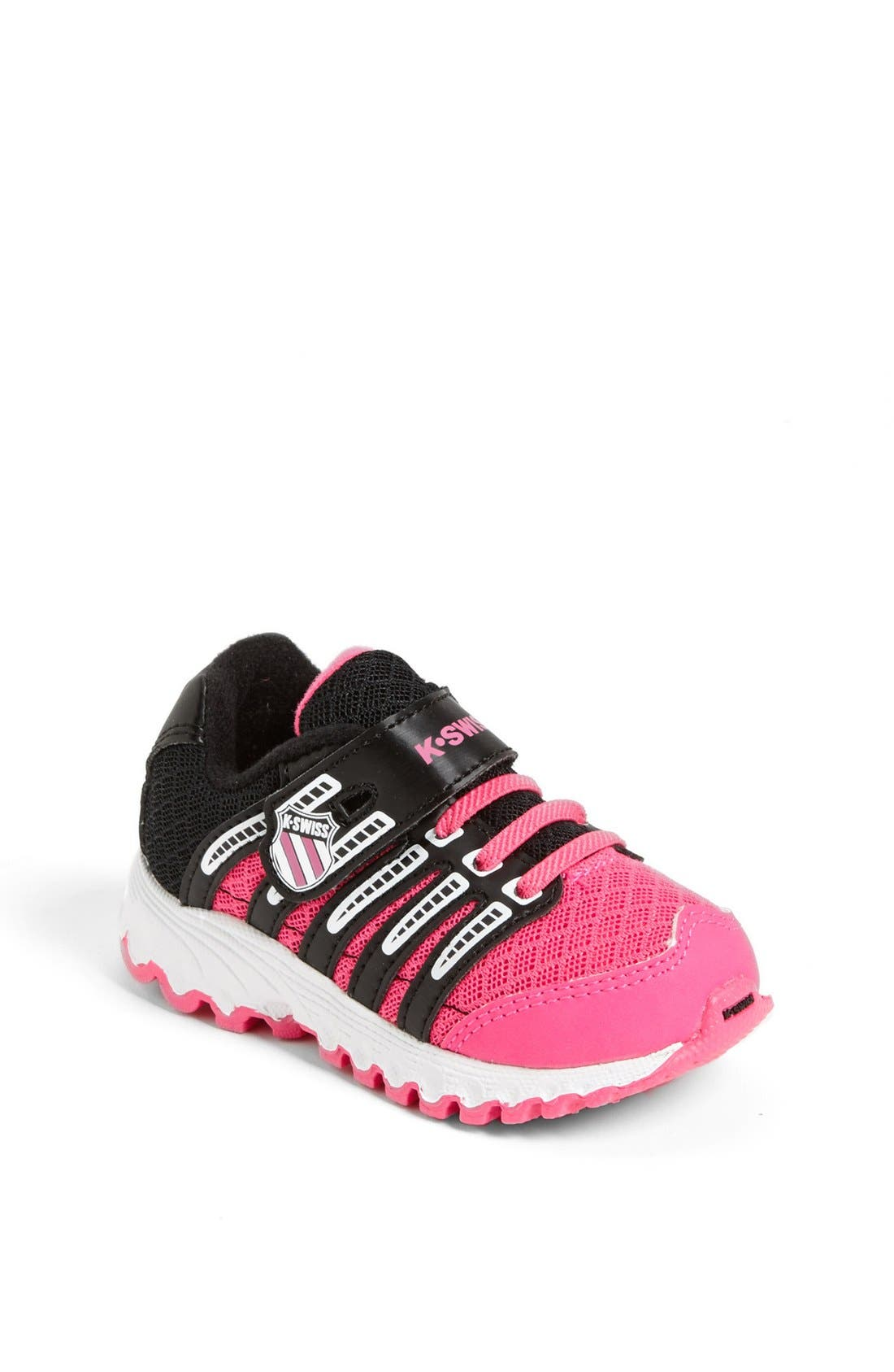 Main Image - K-Swiss 'Tubes Run 100' Sneaker (Baby, Walker & Toddler)