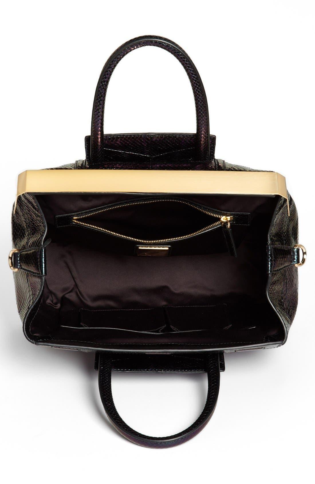 Alternate Image 2  - B Brian Atwood 'Sophia' Leather Satchel, Extra Large