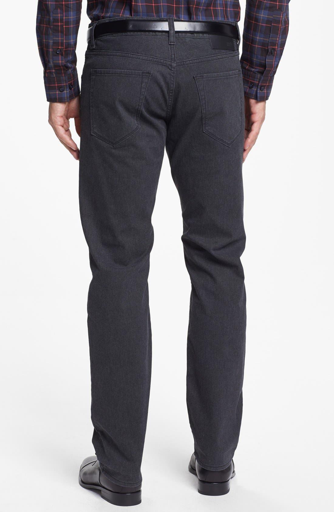 Alternate Image 2  - BOSS HUGO BOSS 'Maine' Straight Leg Pants