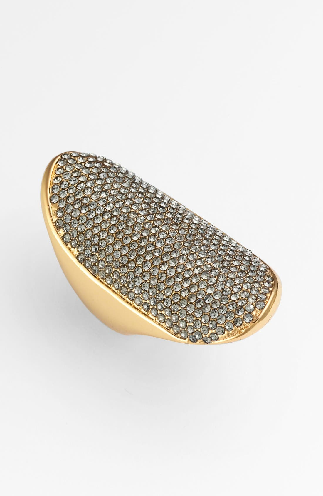 Alternate Image 1 Selected - Vince Camuto 'Flights of Fantasy' Large Pavé Ring