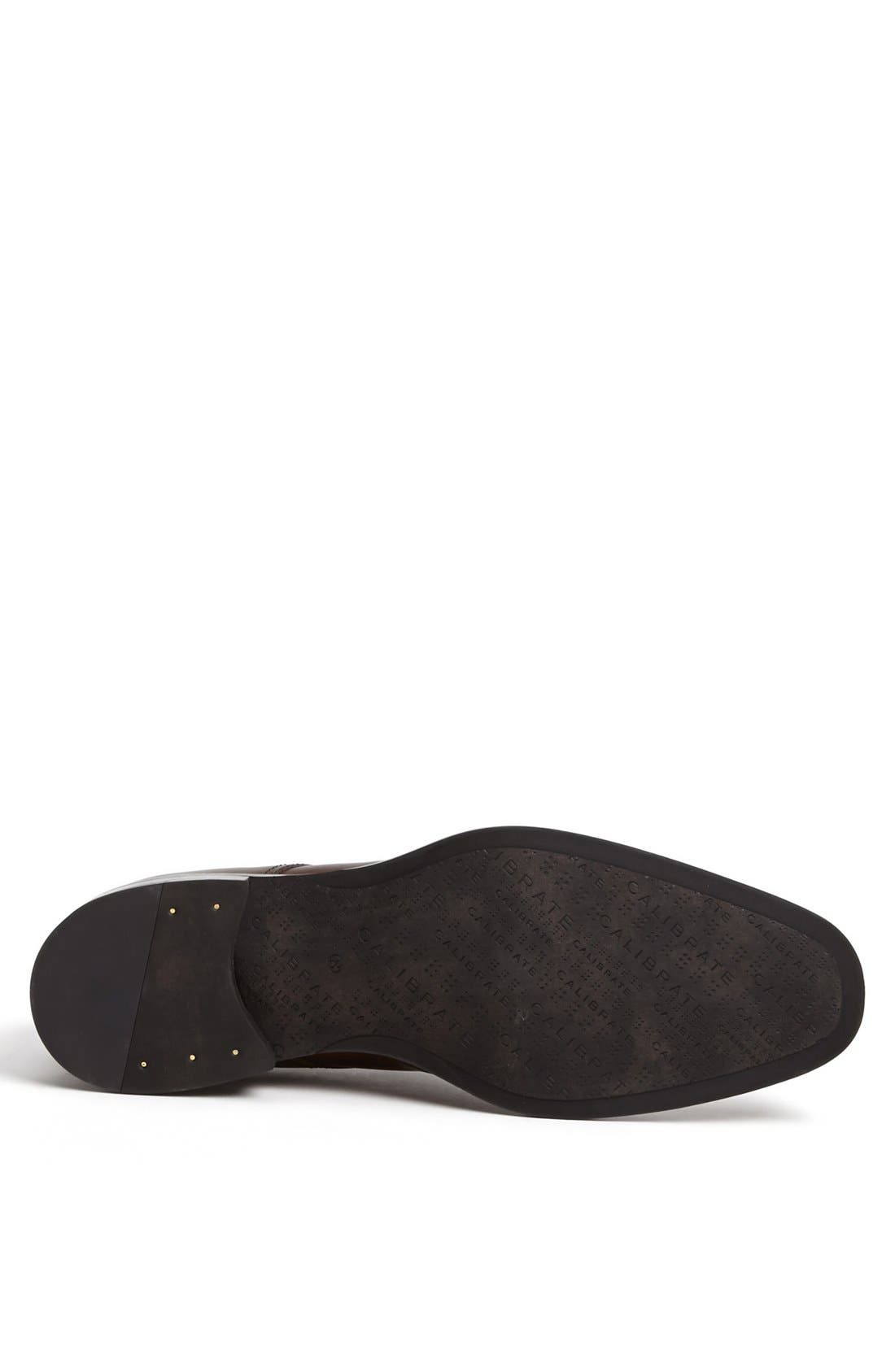 Alternate Image 4  - Calibrate 'Reno' Plain Toe Derby (Men)