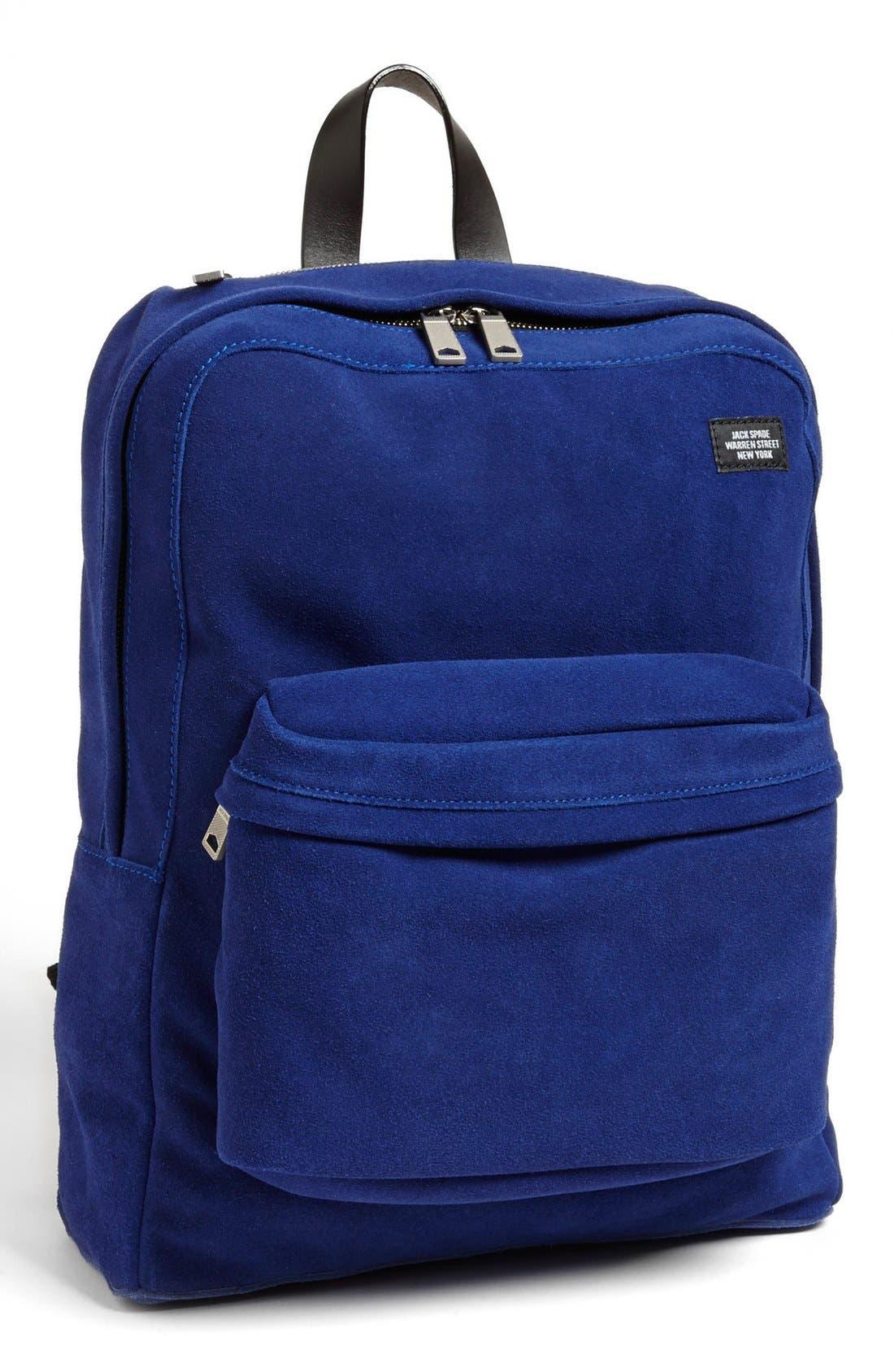 Alternate Image 1 Selected - Jack Spade 'Desert' Backpack