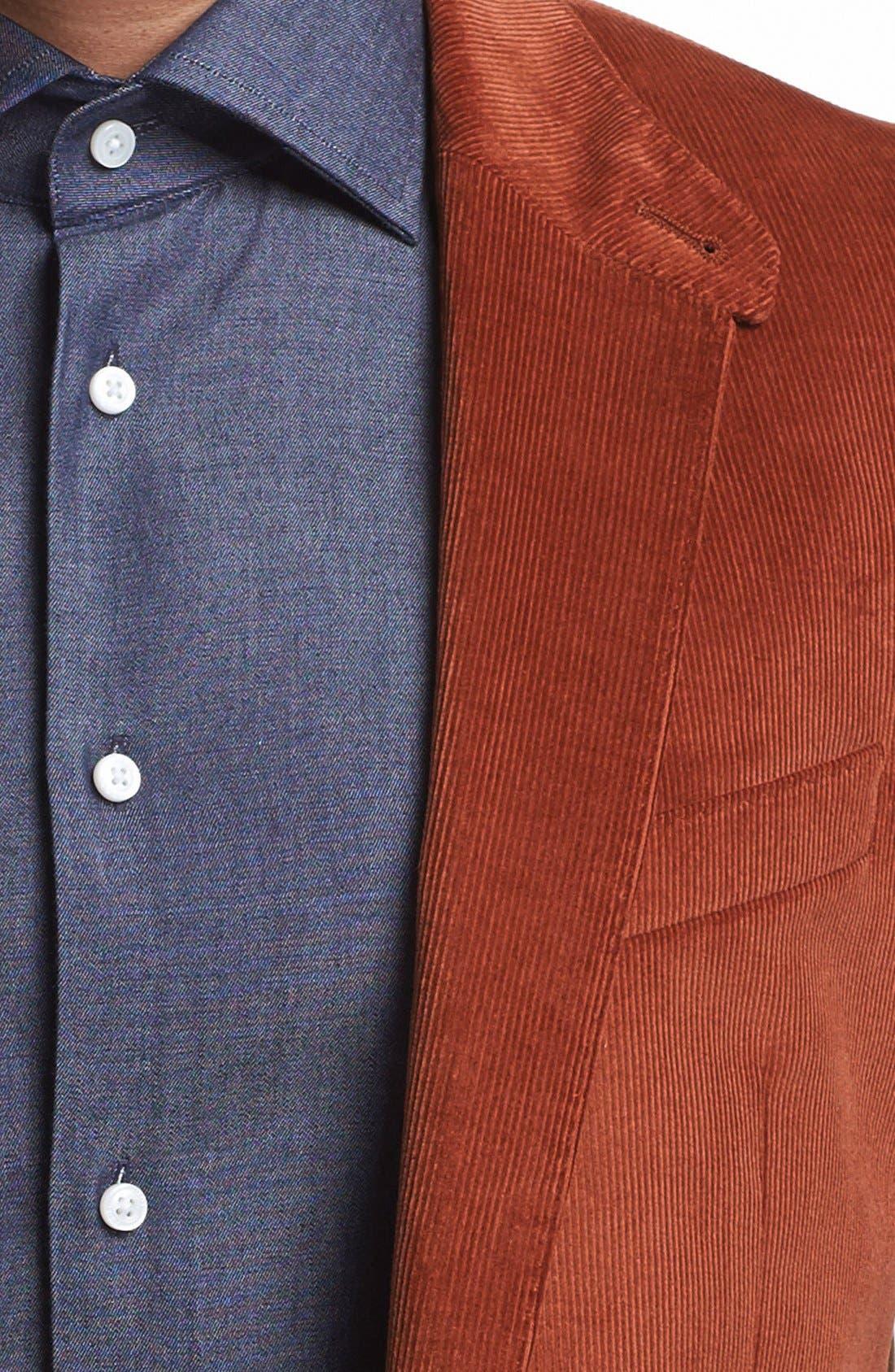 Alternate Image 3  - BOSS HUGO BOSS 'Rhett' Extra Trim Fit Blazer