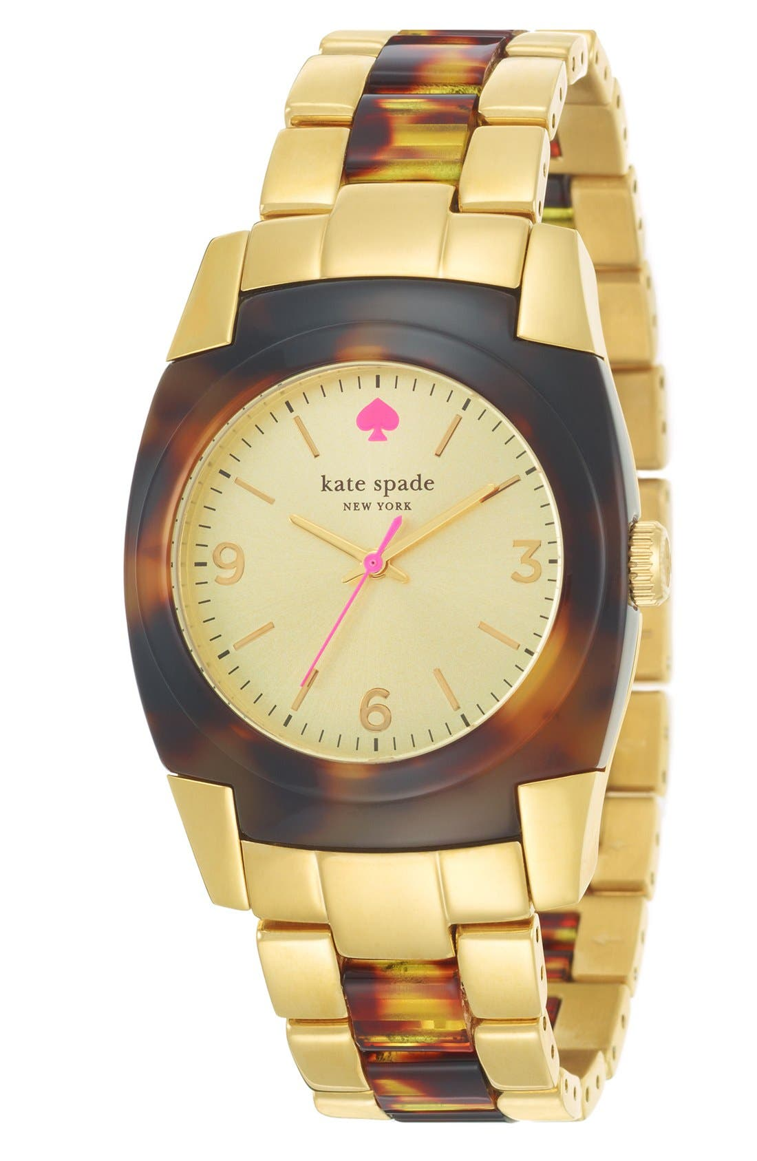 Alternate Image 2  - kate spade new york 'skyline' bracelet watch, 36mm