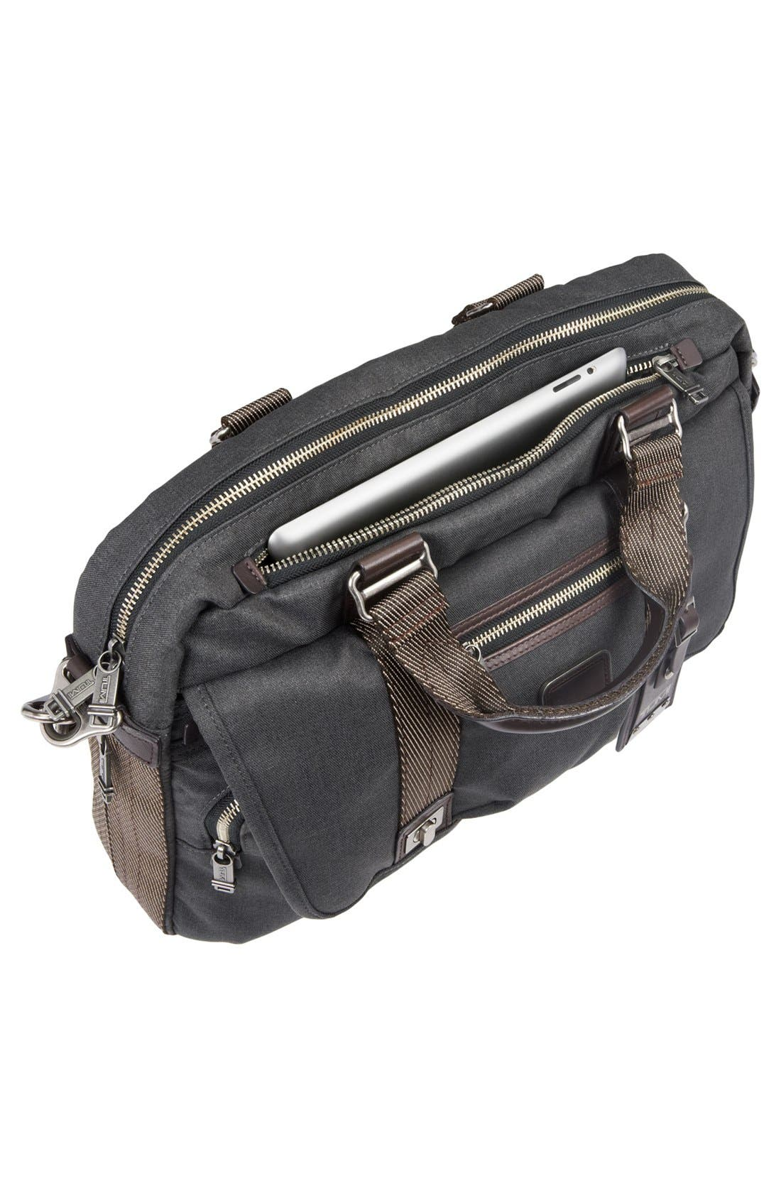 Alternate Image 2  - Tumi 'Alpha Bravo - Pinckney' Flap Briefcase