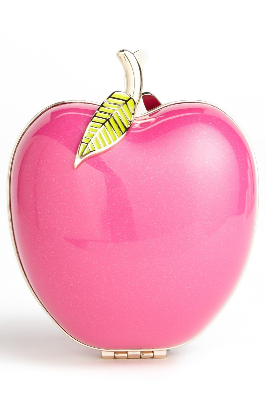 Alternate Image 4  - kate spade new york 'far from the tree - apple' clutch