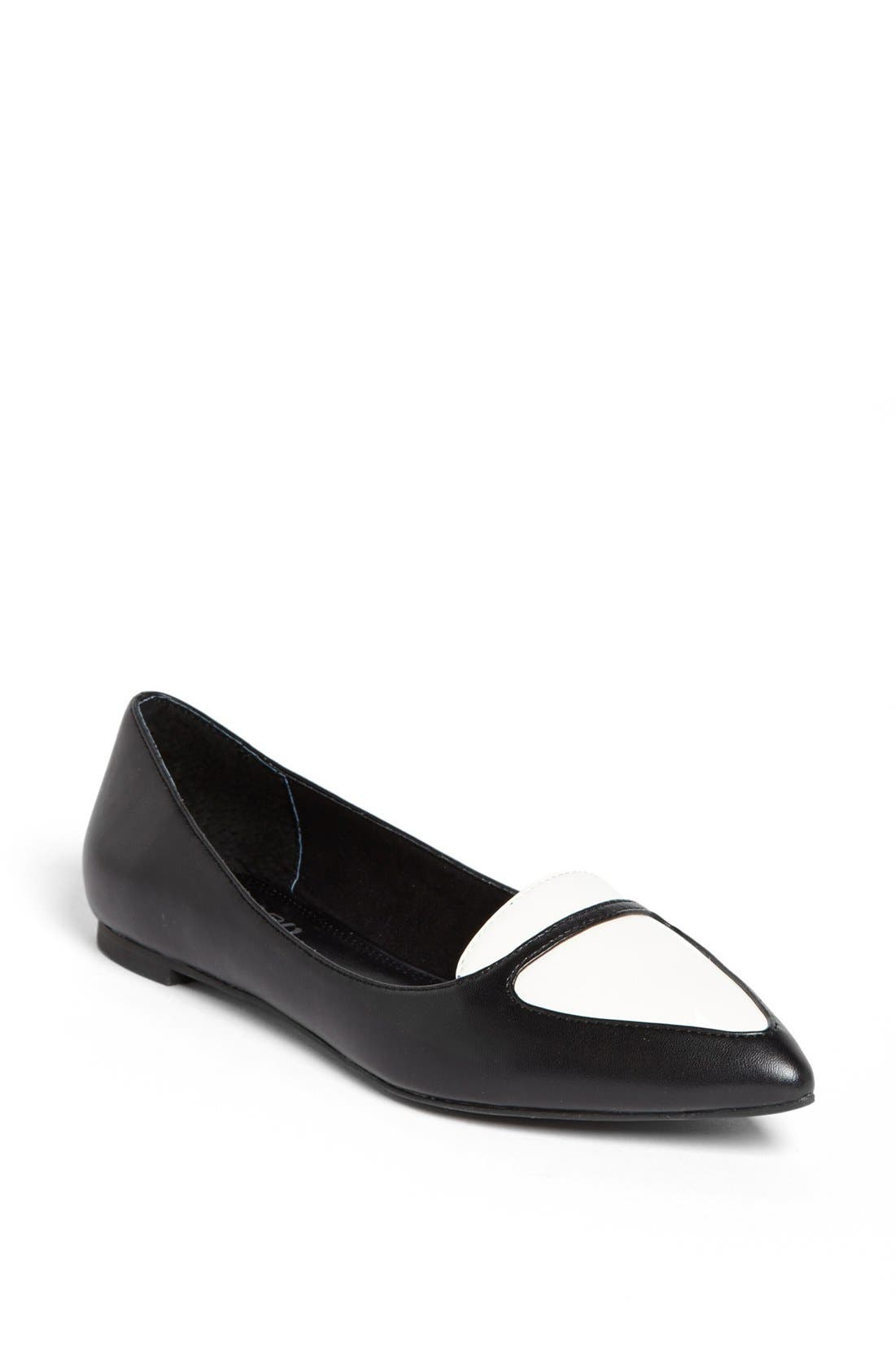 Tildon 'Naples' Pointy Toe Flat