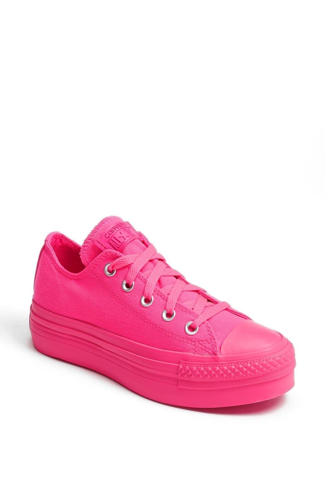 Main Image - Converse Chuck Taylor® All Star® Platform Sneaker (Women)