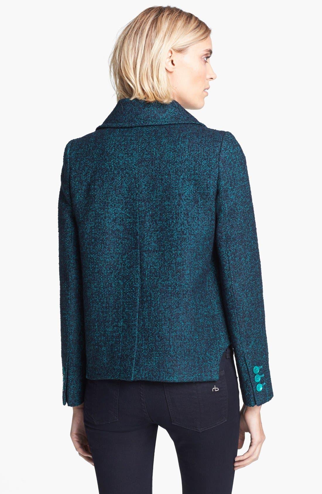 Alternate Image 3  - Carven Tweed Jacket