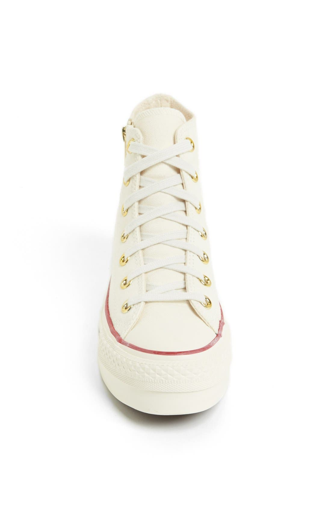 Alternate Image 3  - Converse Chuck Taylor® All Star® Platform High Top Sneaker (Women)