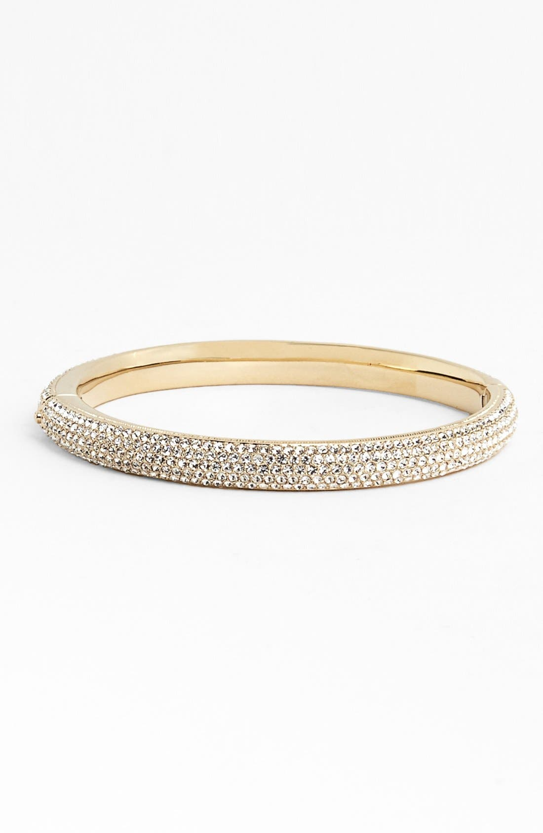 tennis bracelets thick products bracelet cz bangle bangles ugleam gold
