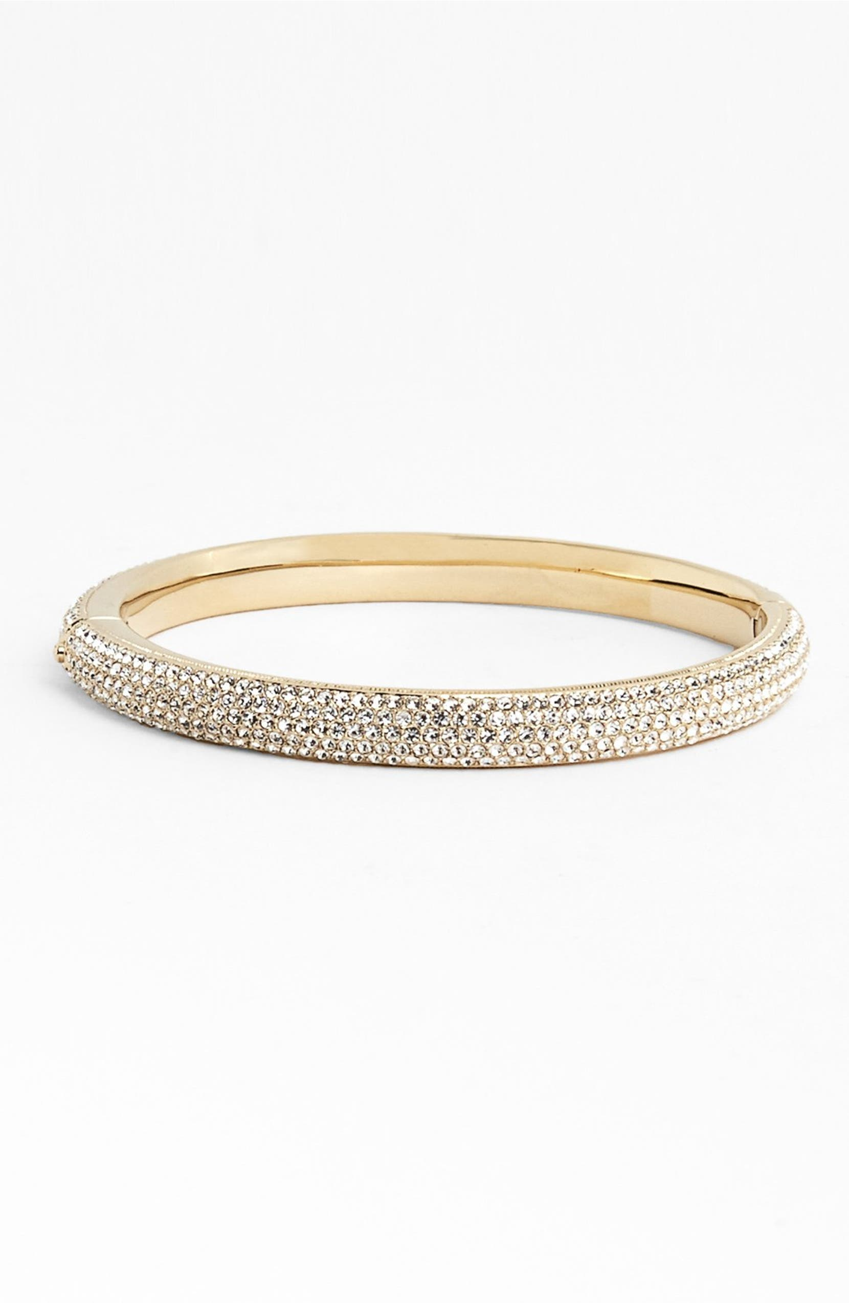 bangles hexagon orelia products armband pave bangle