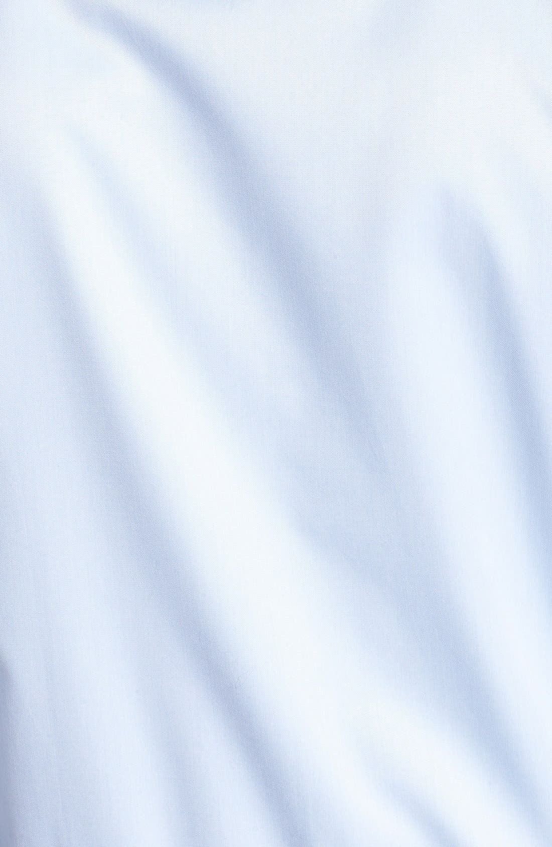 Alternate Image 3  - The Kooples Round Collar Dress Shirt